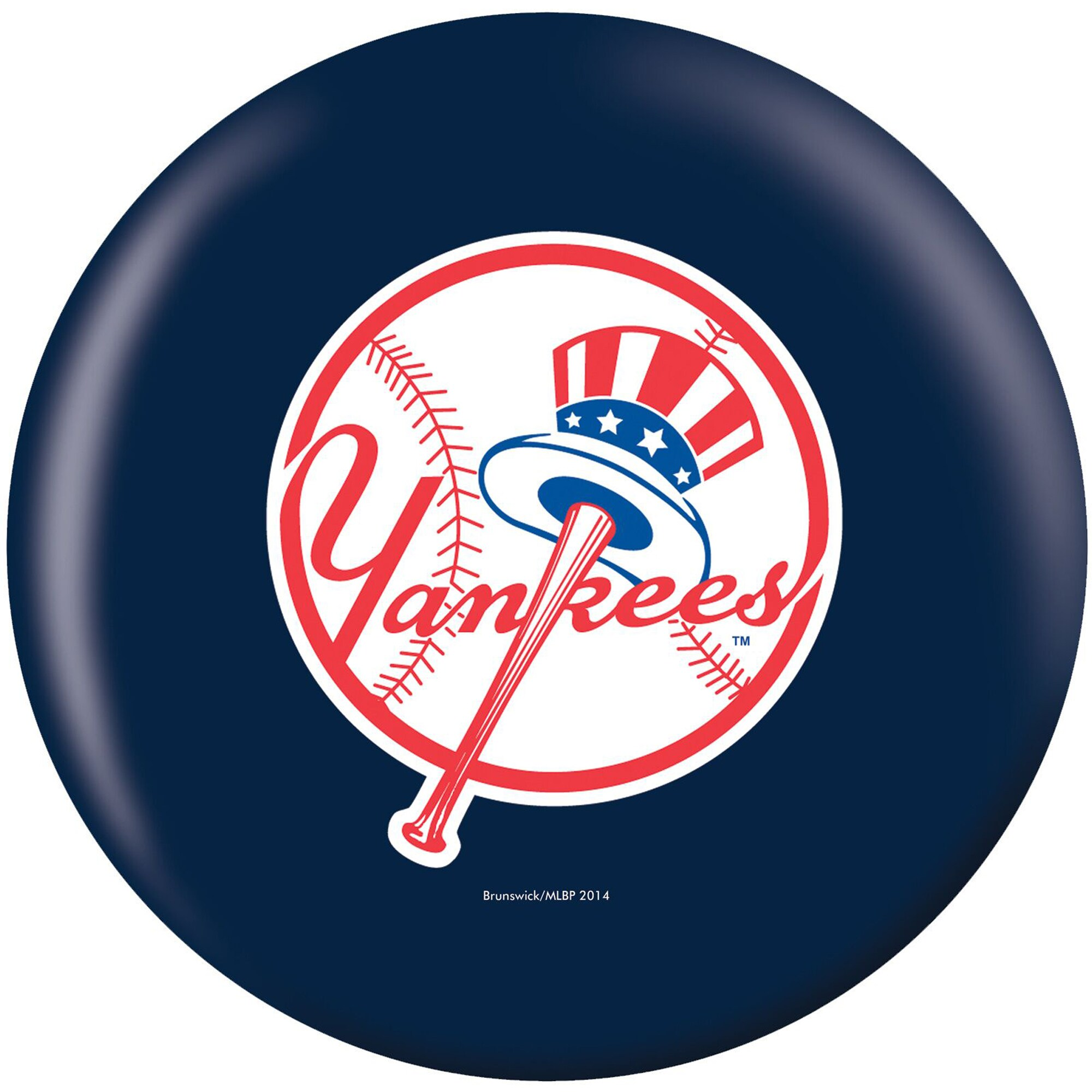 New York Yankees Bowling Ball