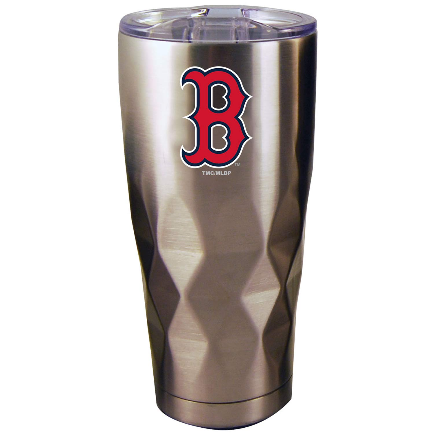 Boston Red Sox 22oz. Diamond Bottom Stainless Steel Tumbler
