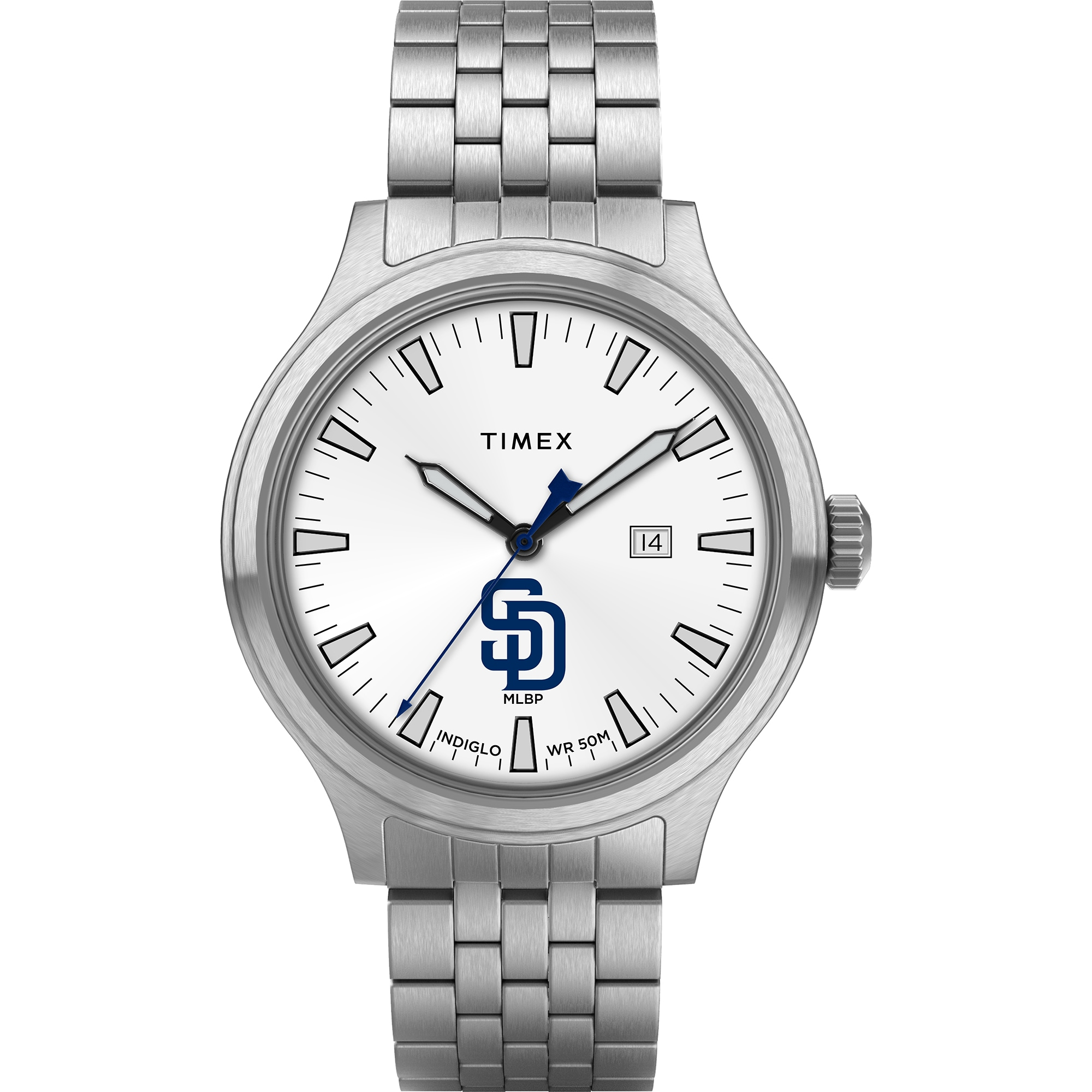 San Diego Padres Timex Top Brass Watch