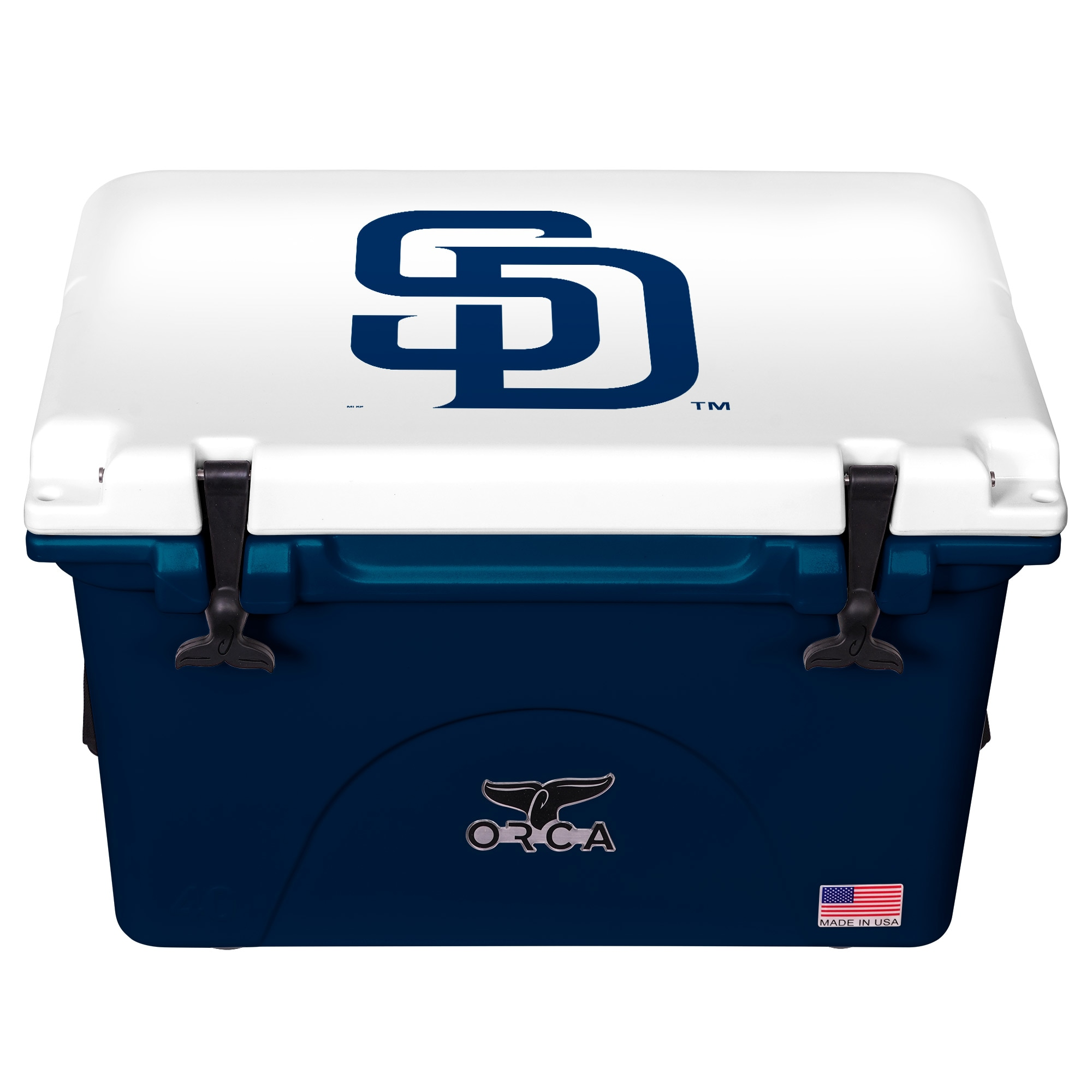 San Diego Padres ORCA 40-Quart Hard-Sided Cooler