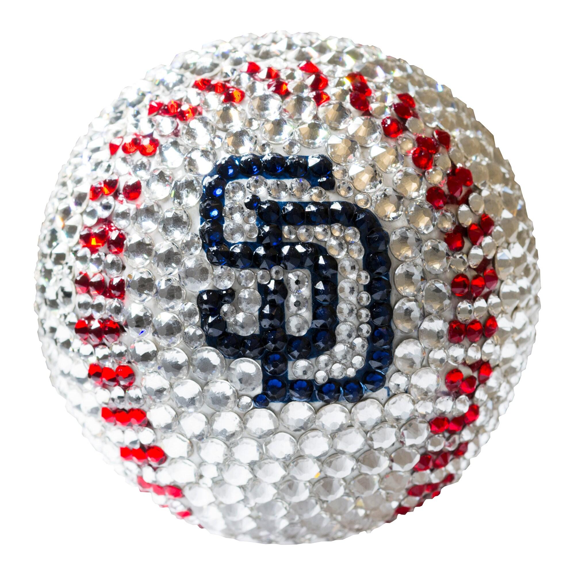 San Diego Padres Crystal Baseball