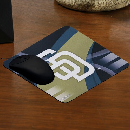 San Diego Padres Sublimated Mousepad