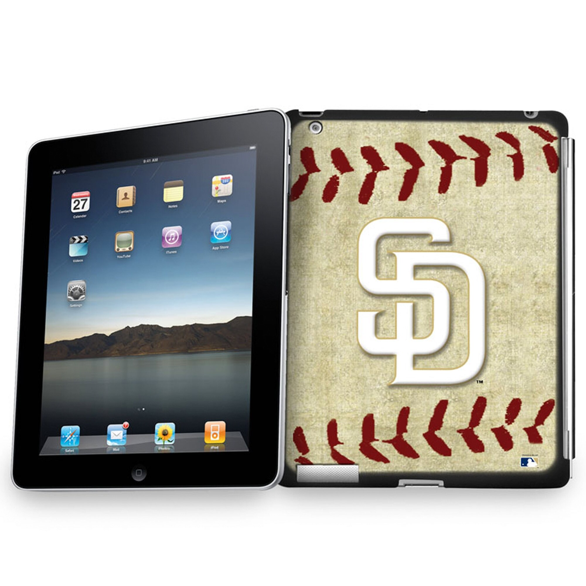 San Diego Padres Vintage Collection iPad 3 Case