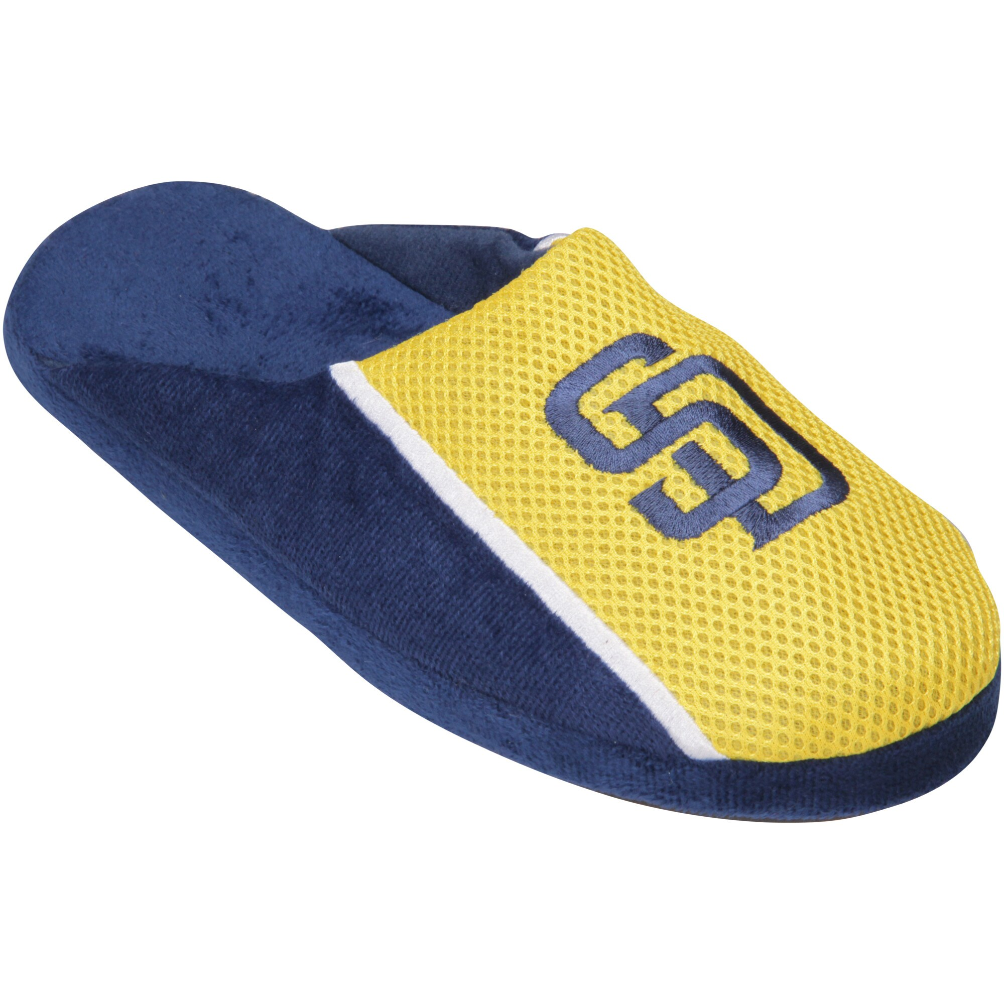 San Diego Padres Jersey Slide Slippers