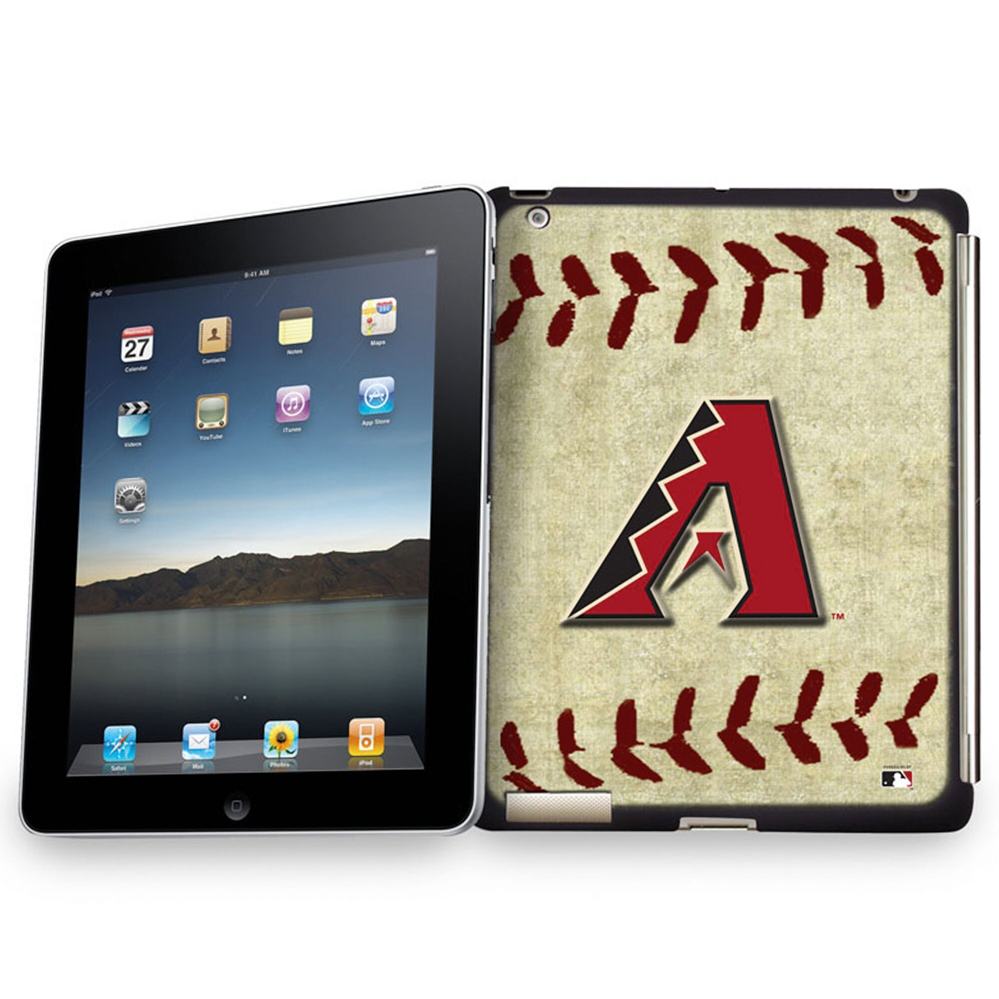 Arizona Diamondbacks Vintage Collection iPad 3 Case