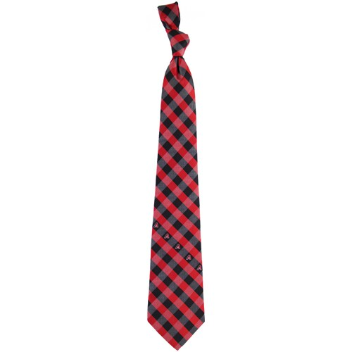 Arizona Diamondbacks Woven Checkered Tie