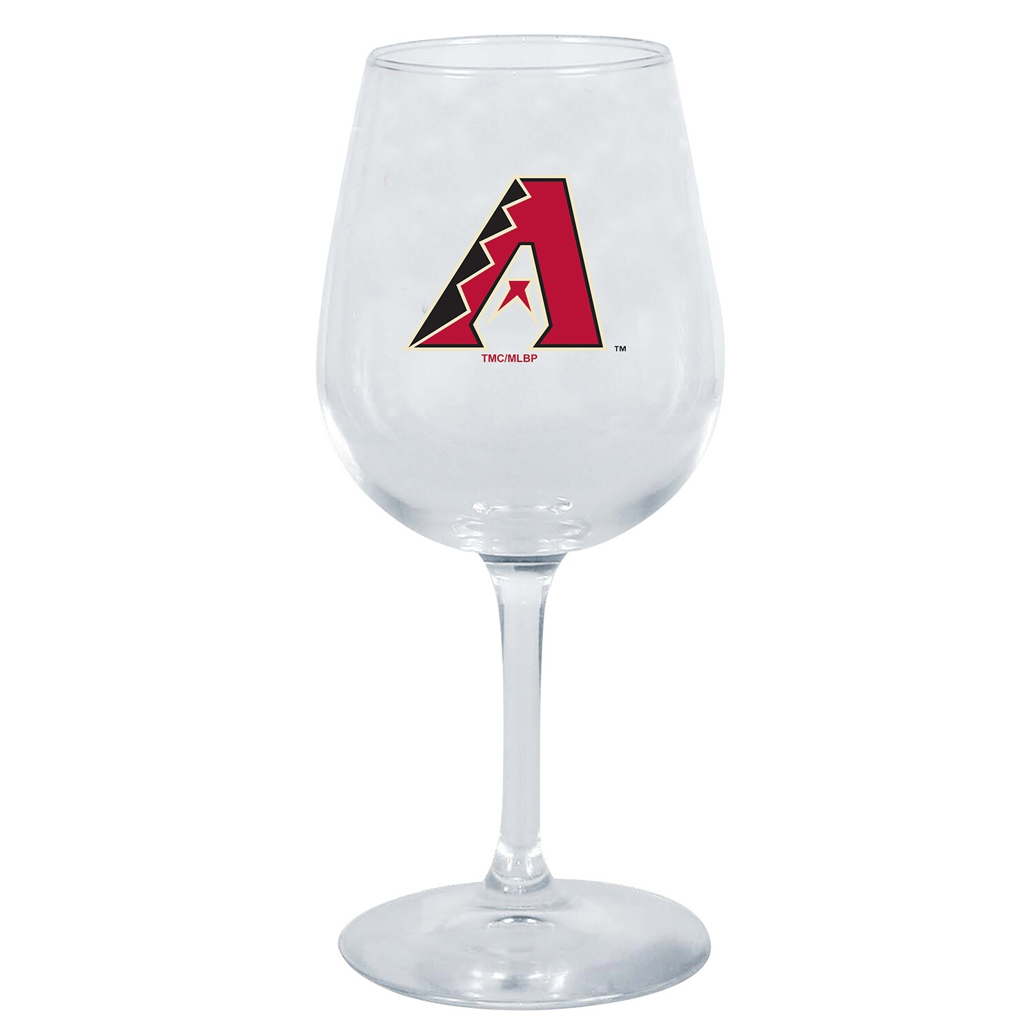 Arizona Diamondbacks 12oz. Stemmed Wine Glass