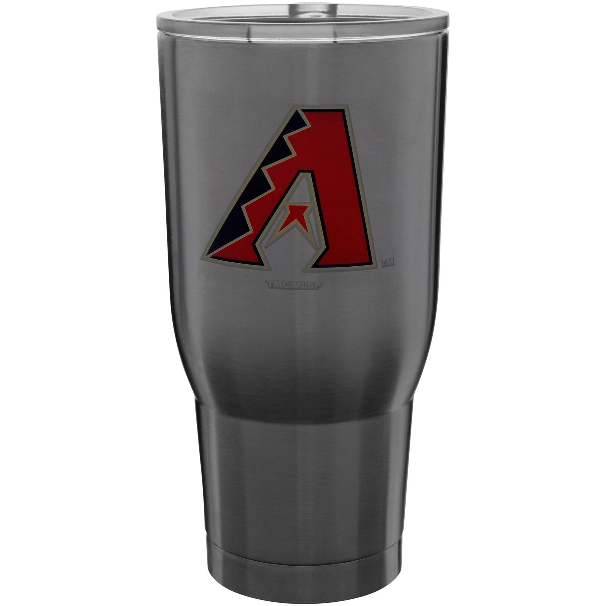 Arizona Diamondbacks 32oz. Stainless Steel Keeper Tumbler