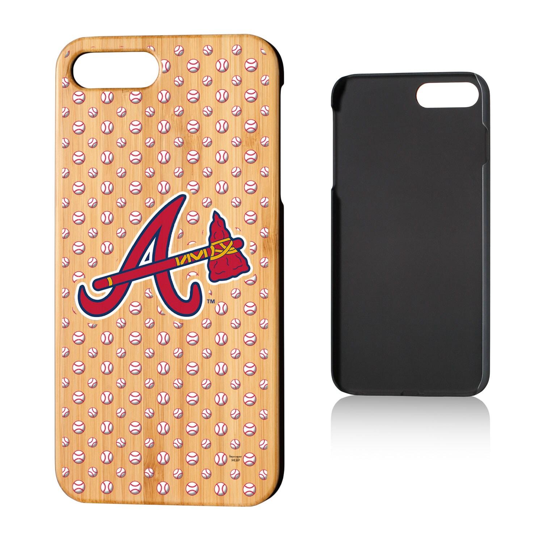 Atlanta Braves iPhone 7 Plus/8 Plus Bamboo Case