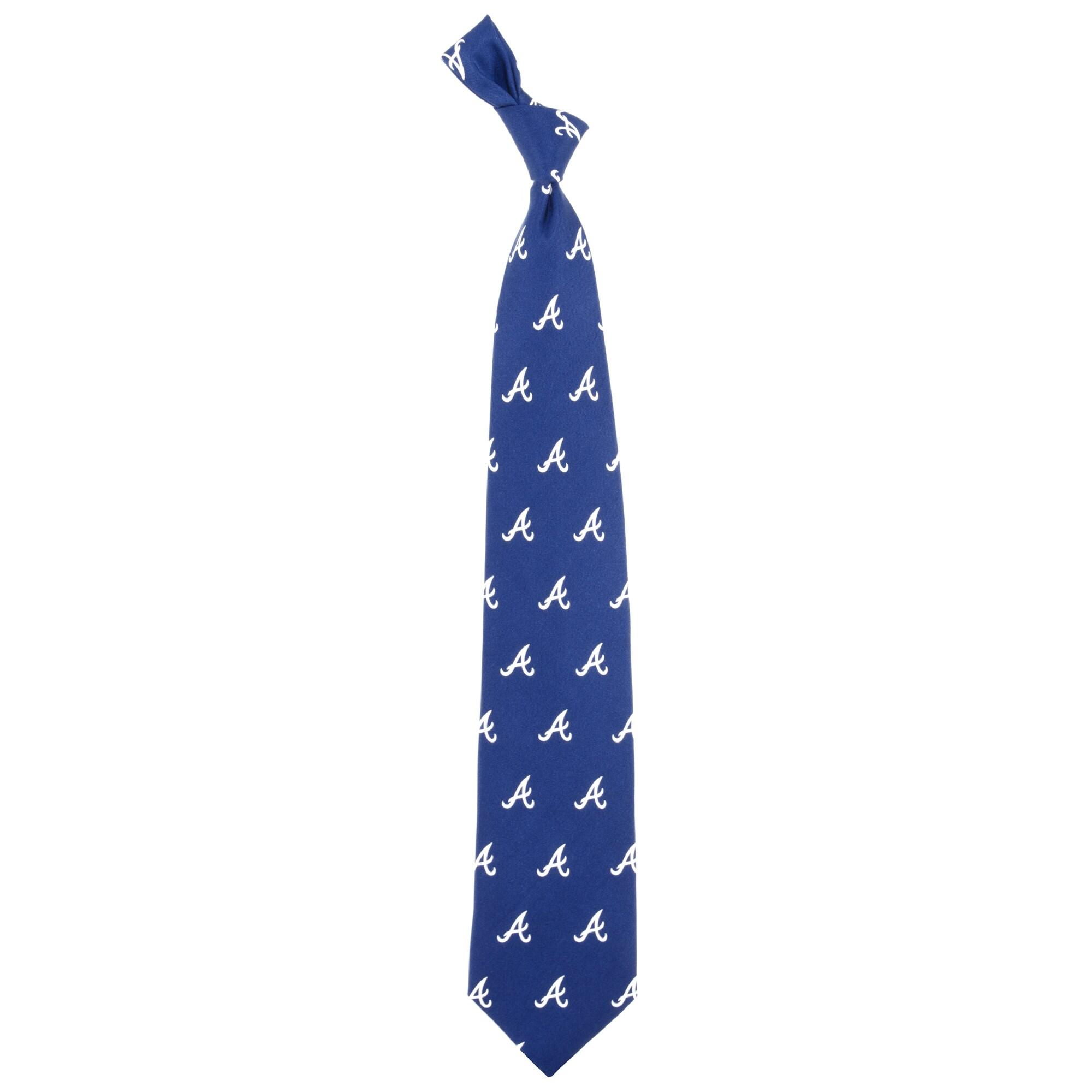 Atlanta Braves Prep Tie