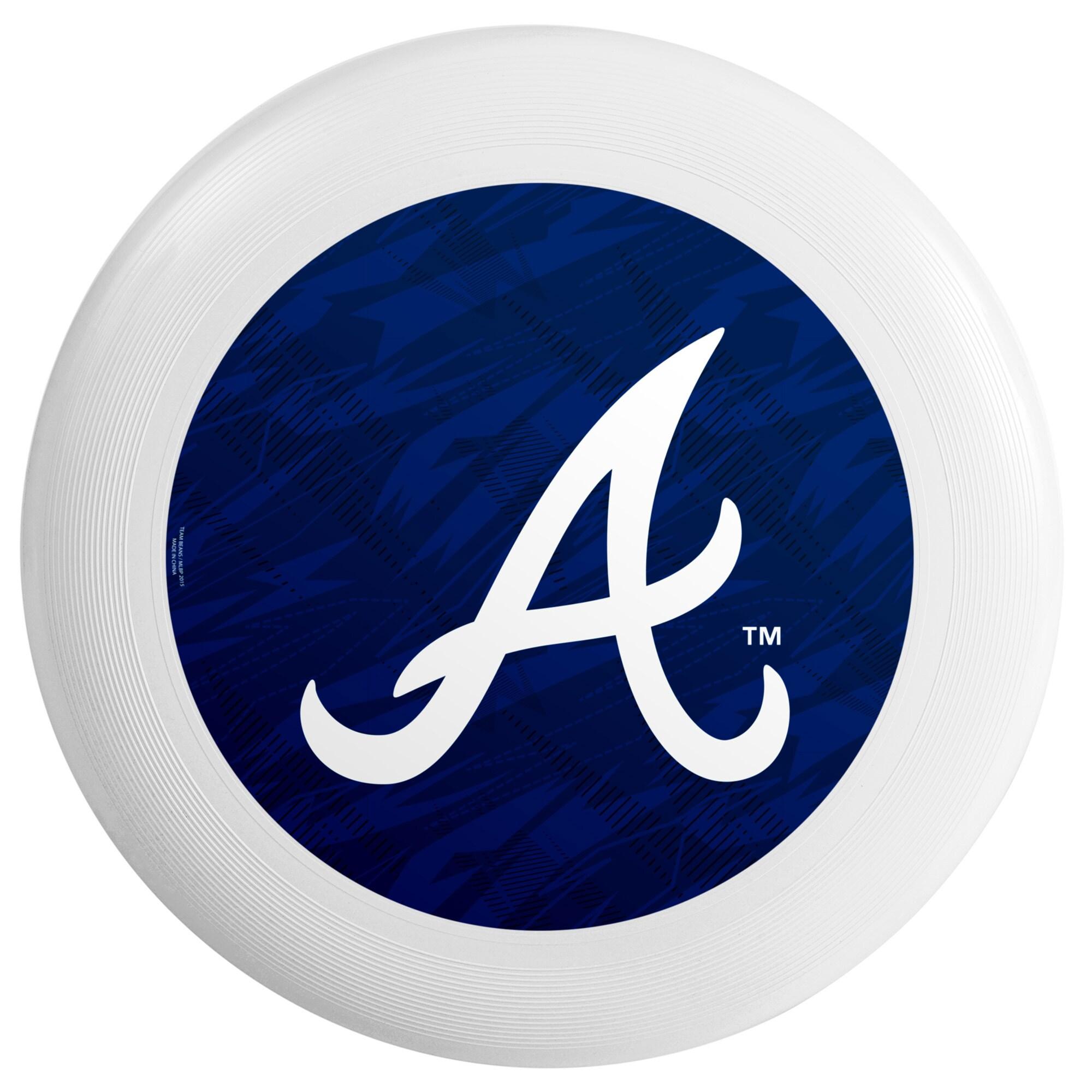 Atlanta Braves Flying Disc