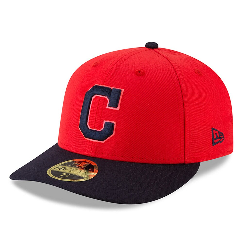 Cleveland Indians New Era 2018 Players' Weekend Low Profile 59FIFTY Fitted Hat - Red/Navy