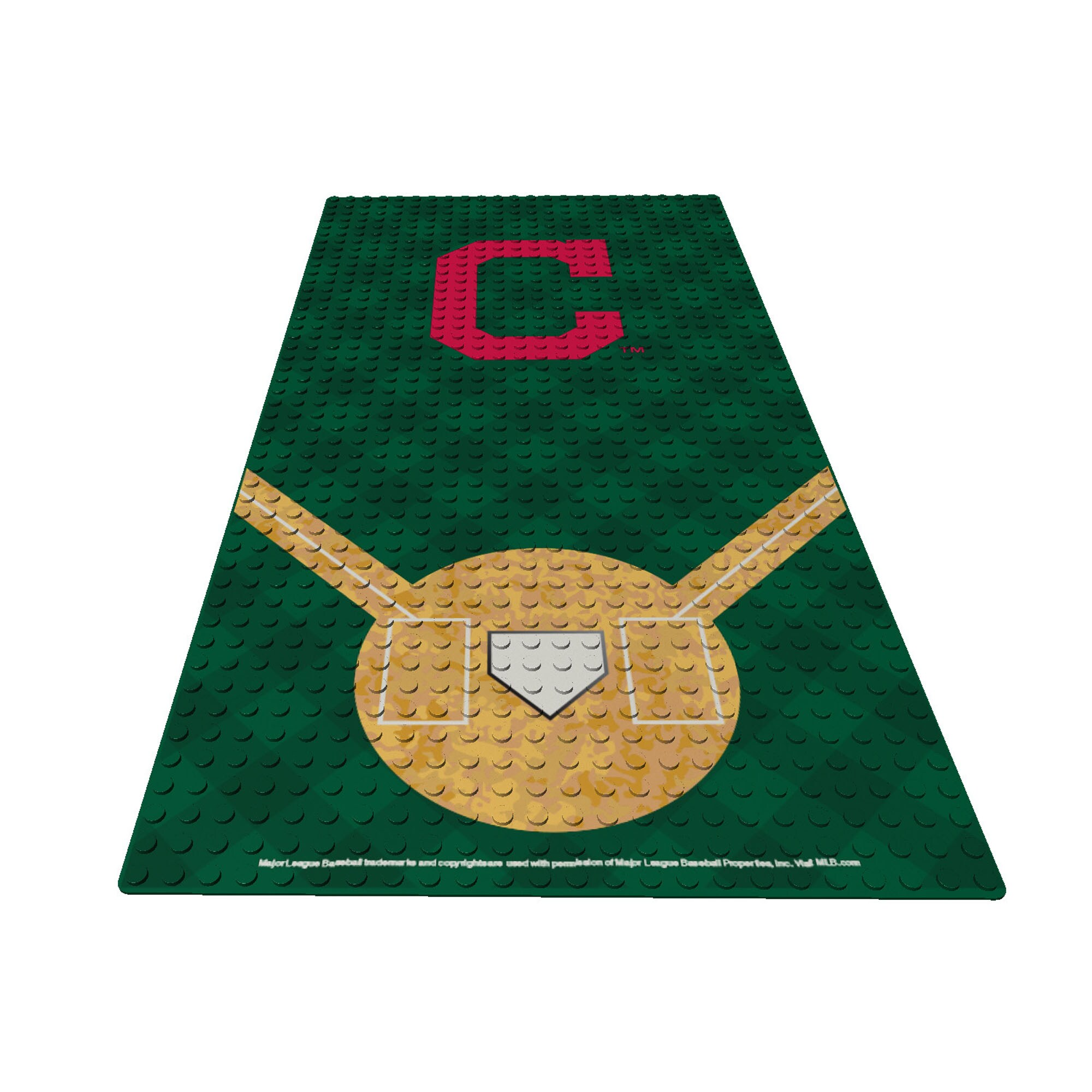 Cleveland Indians OYO Sports Display Plate