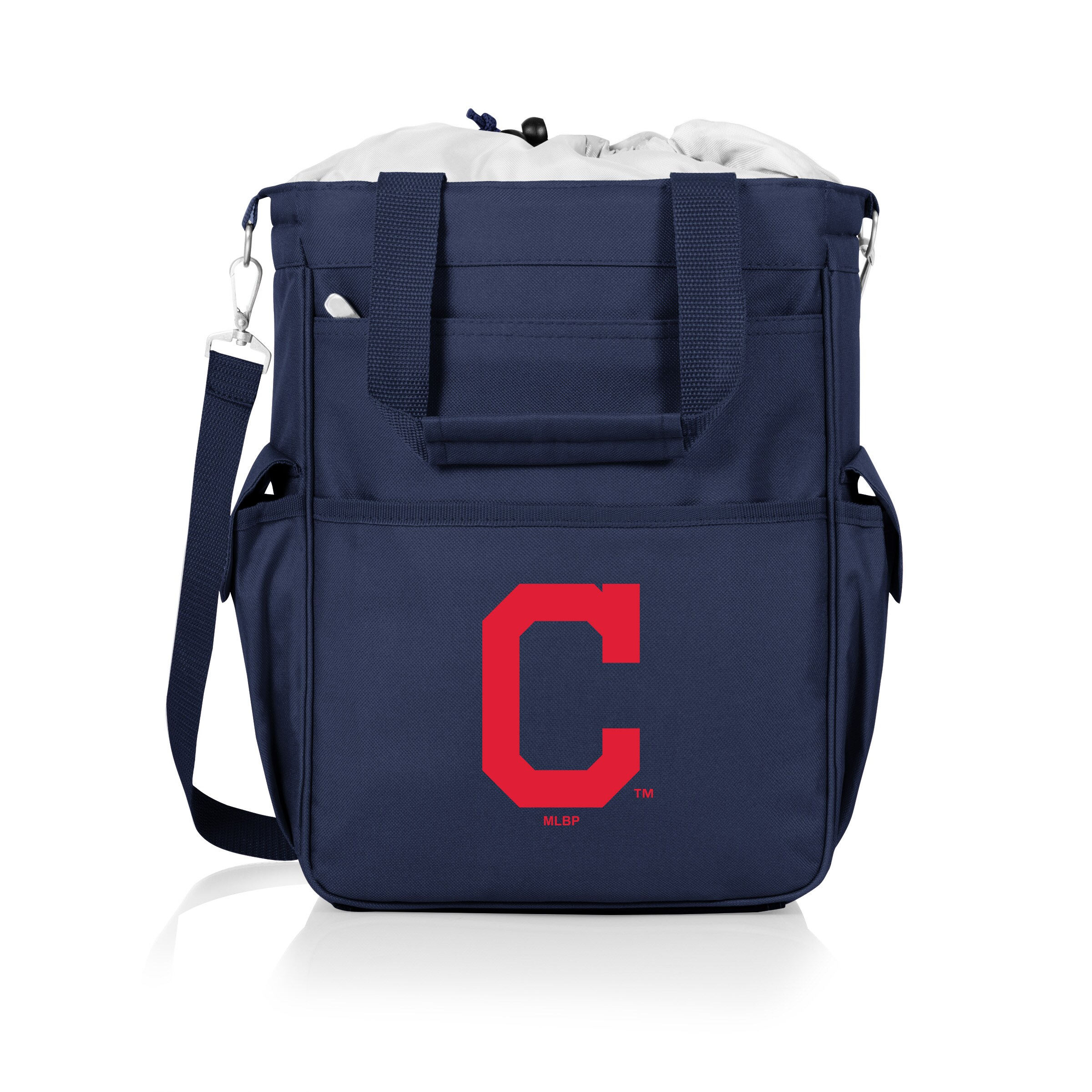 Cleveland Indians Activo Cooler Tote - Navy