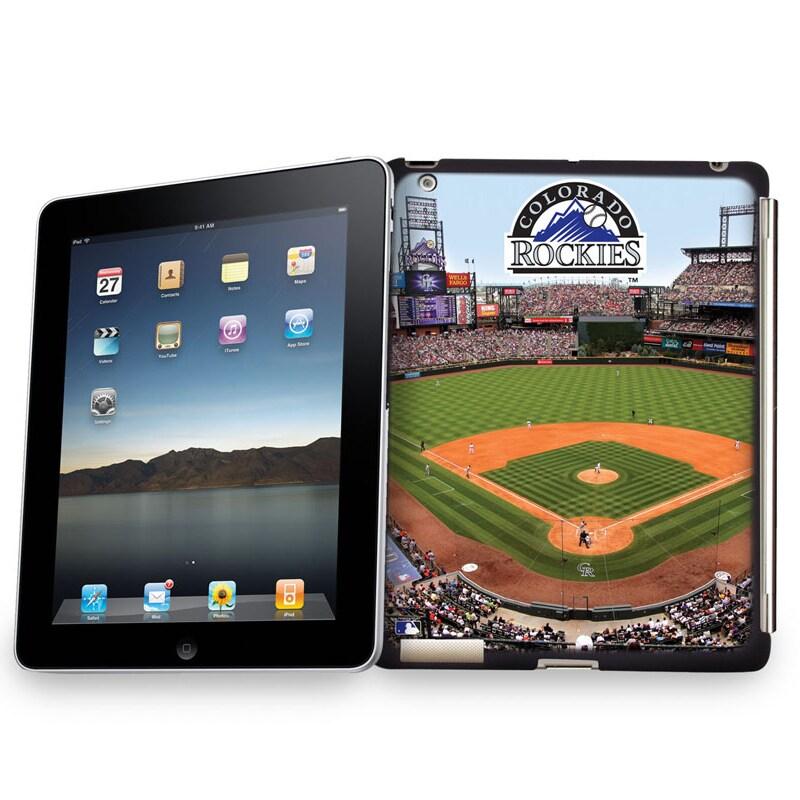 Colorado Rockies Stadium Collection iPad 2/3 Case