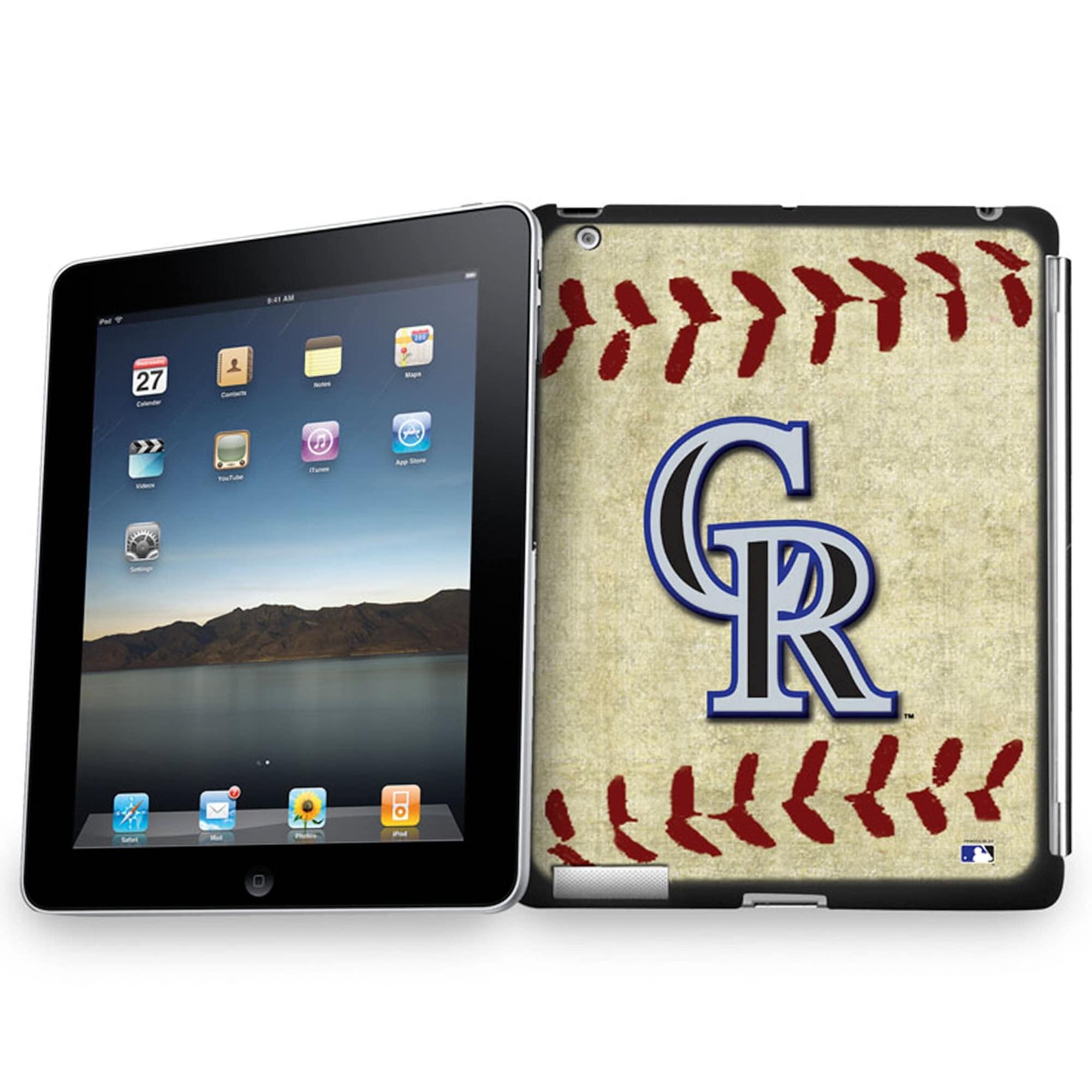 Colorado Rockies Vintage Collection iPad 3 Case