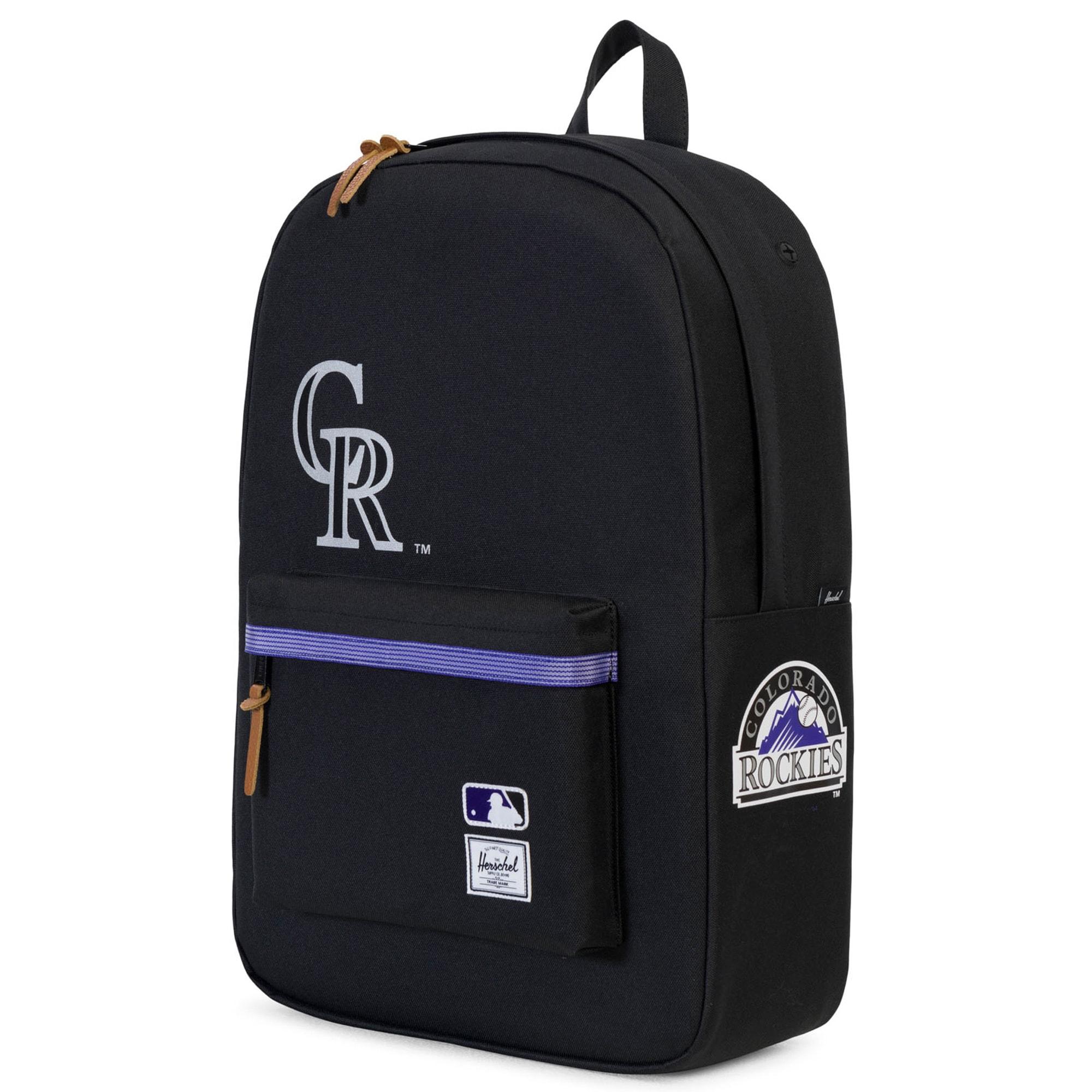 Colorado Rockies Herschel Supply Co. Heritage Backpack