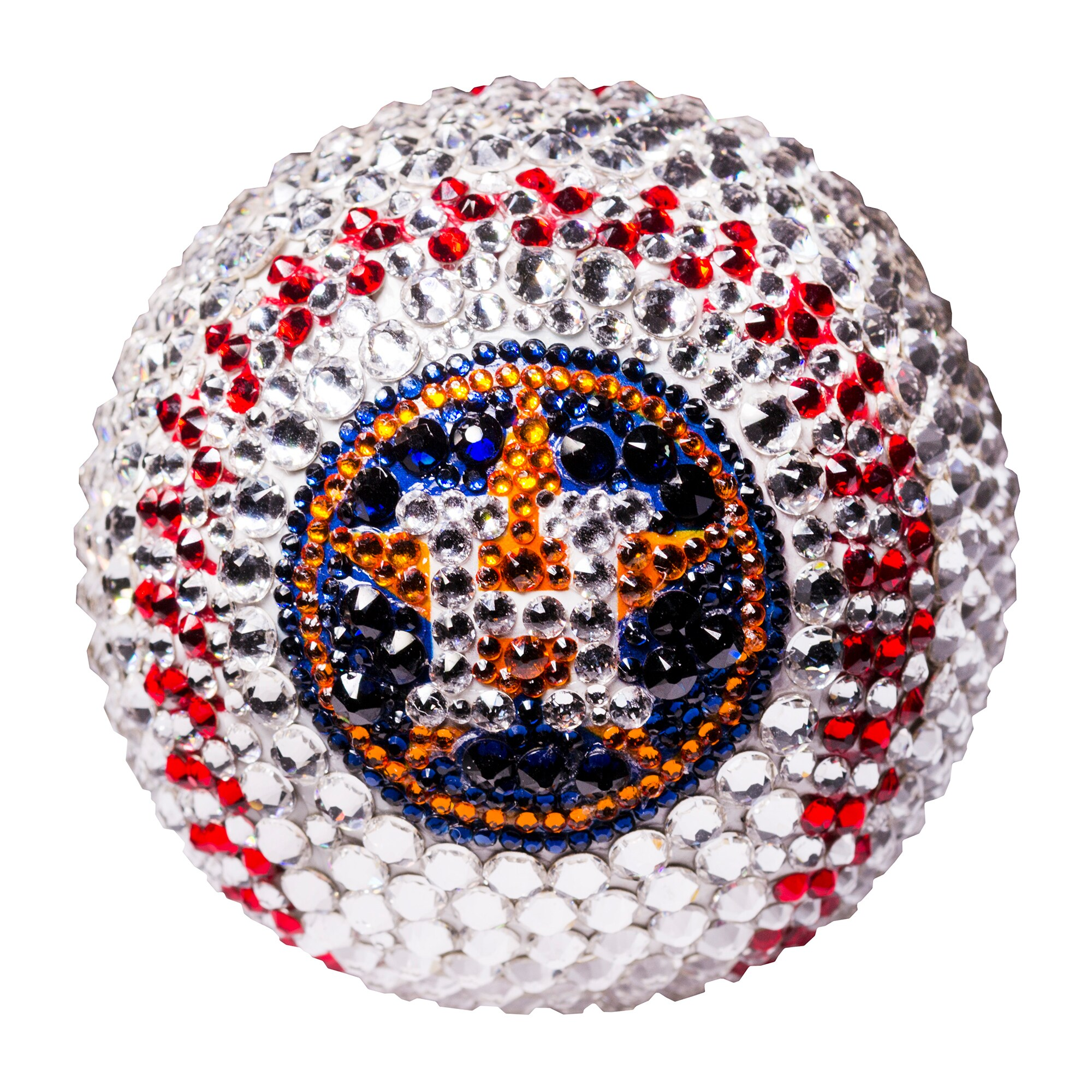 Houston Astros Crystal Baseball