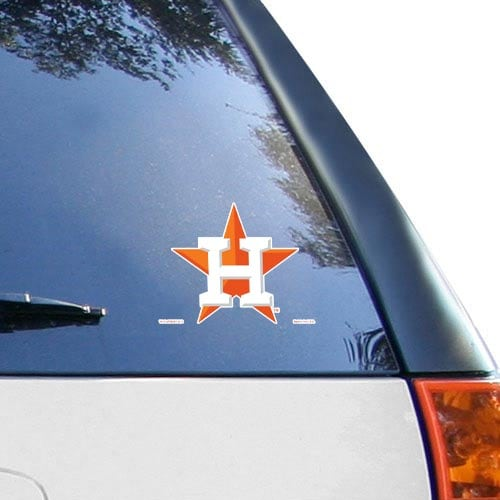 "Houston Astros WinCraft 5"" x 6"" Multi-Use Decal"