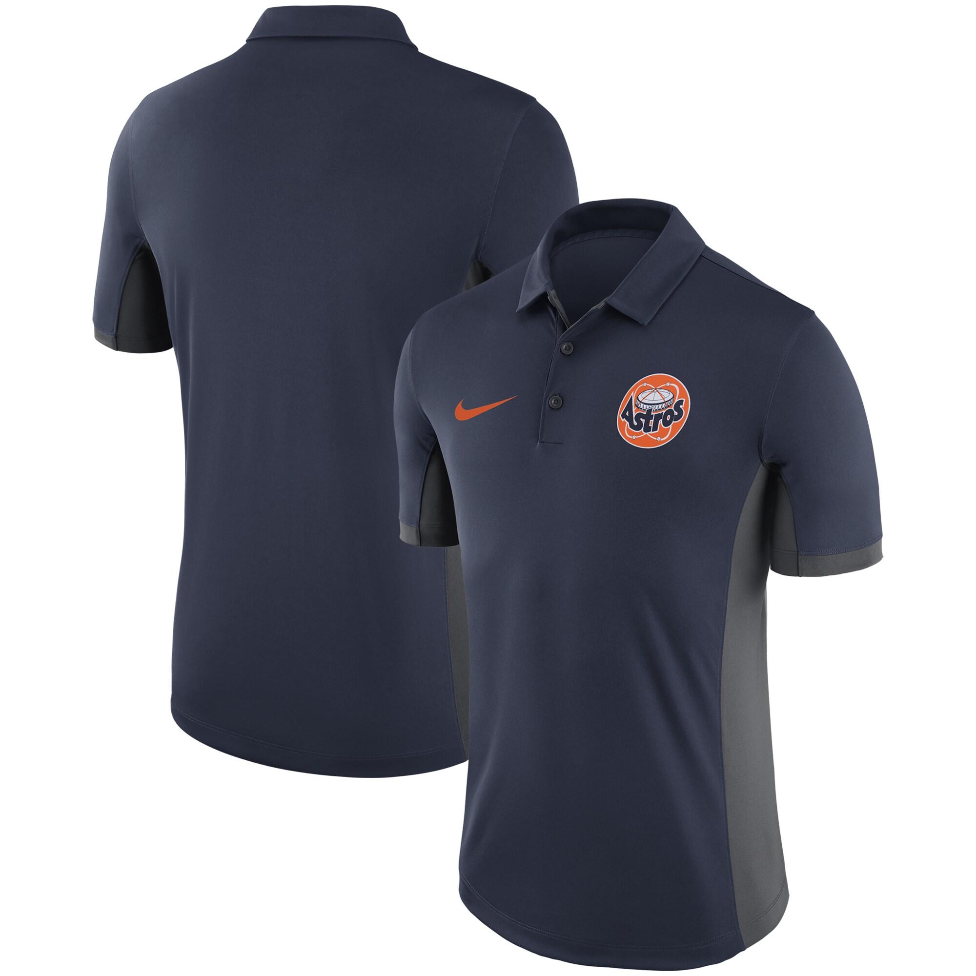 Houston Astros Nike Performance Franchise Polo - Navy