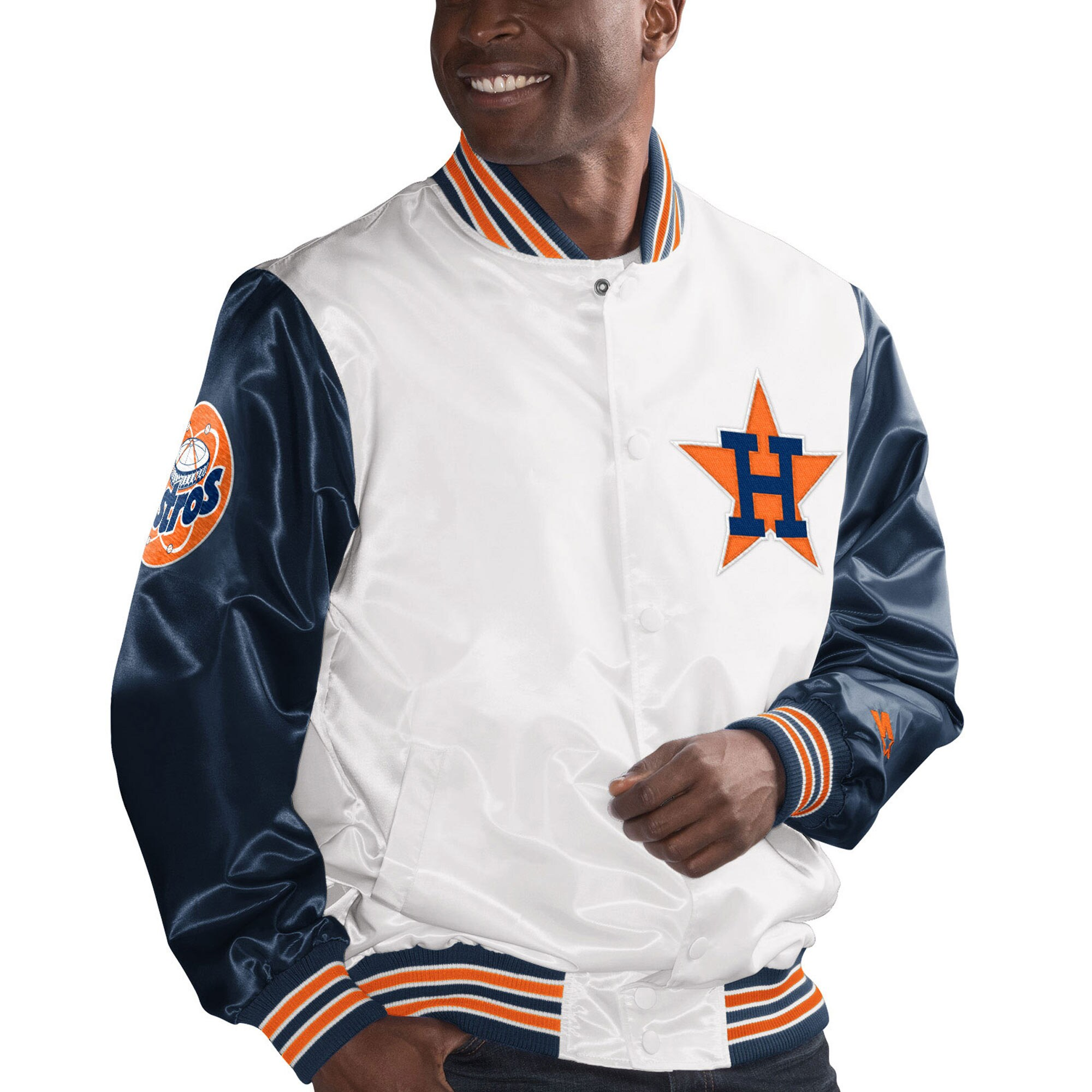 Houston Astros Starter The Legend Jacket - White