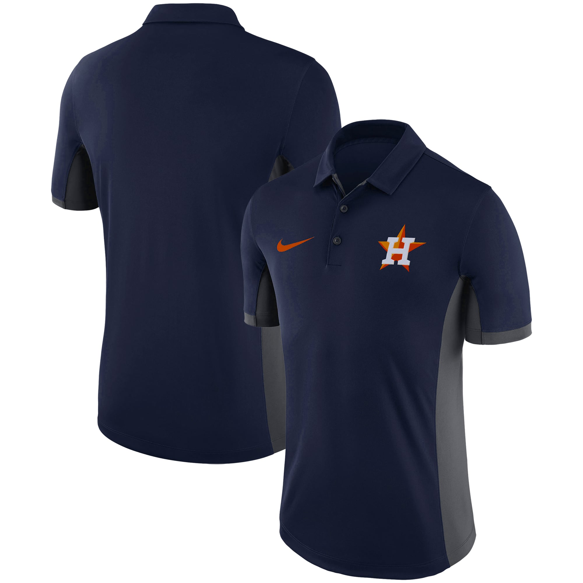 Houston Astros Nike Franchise Polo - Navy