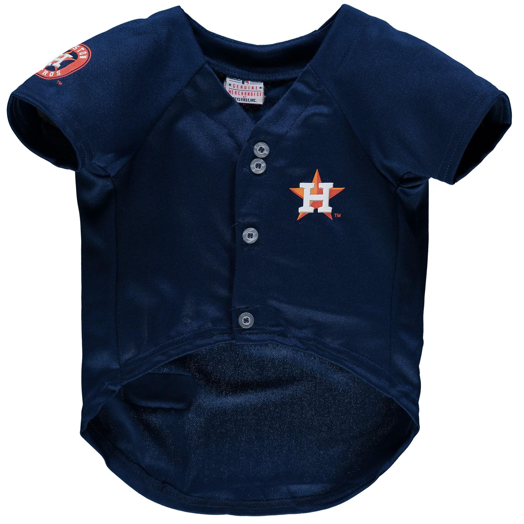 Houston Astros MLB Dog Jersey
