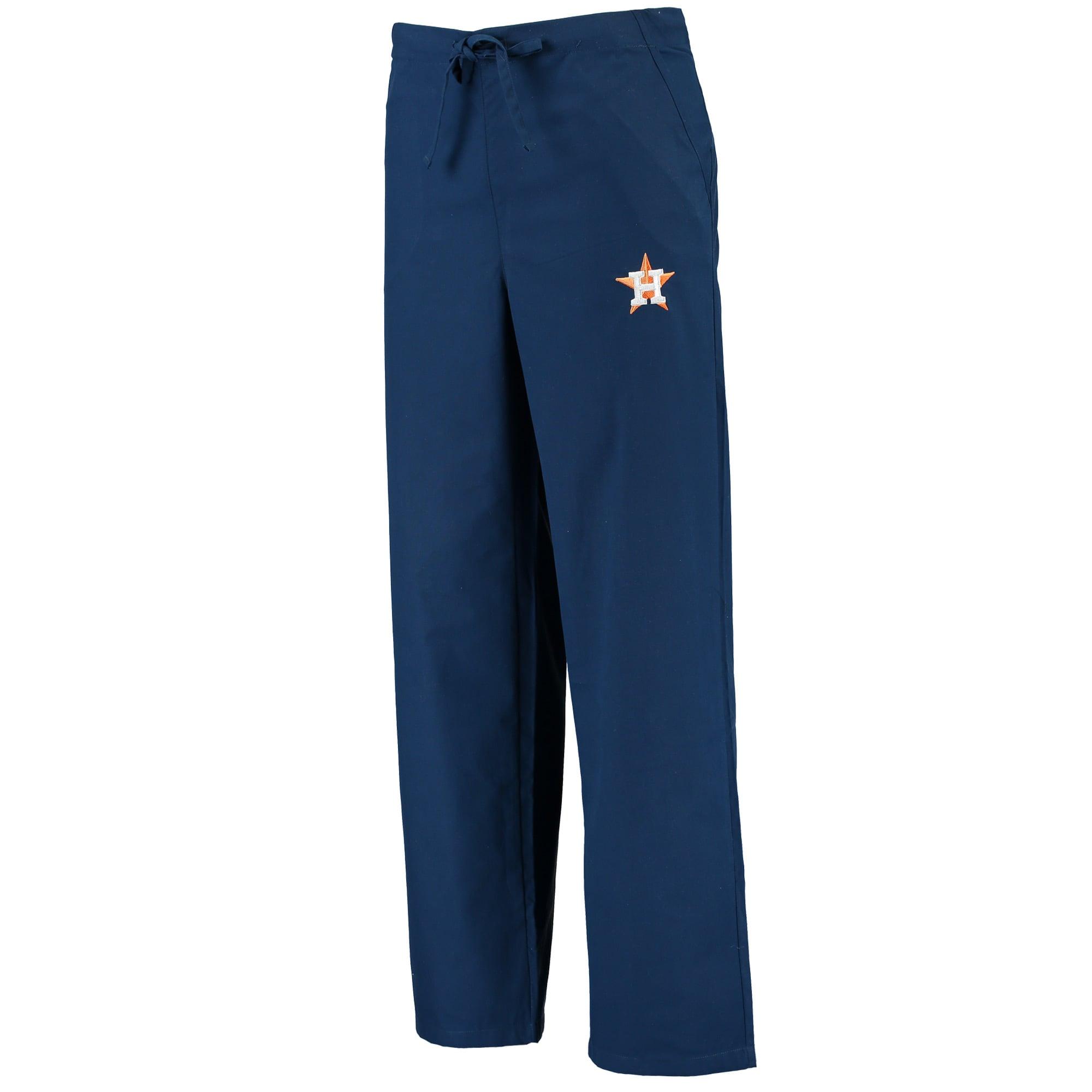 Houston Astros Concepts Sport Unisex Scrub Pants - Navy