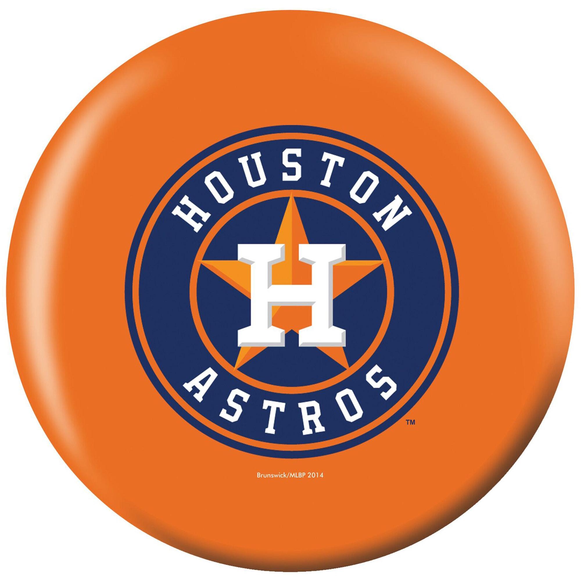 Houston Astros Bowling Ball