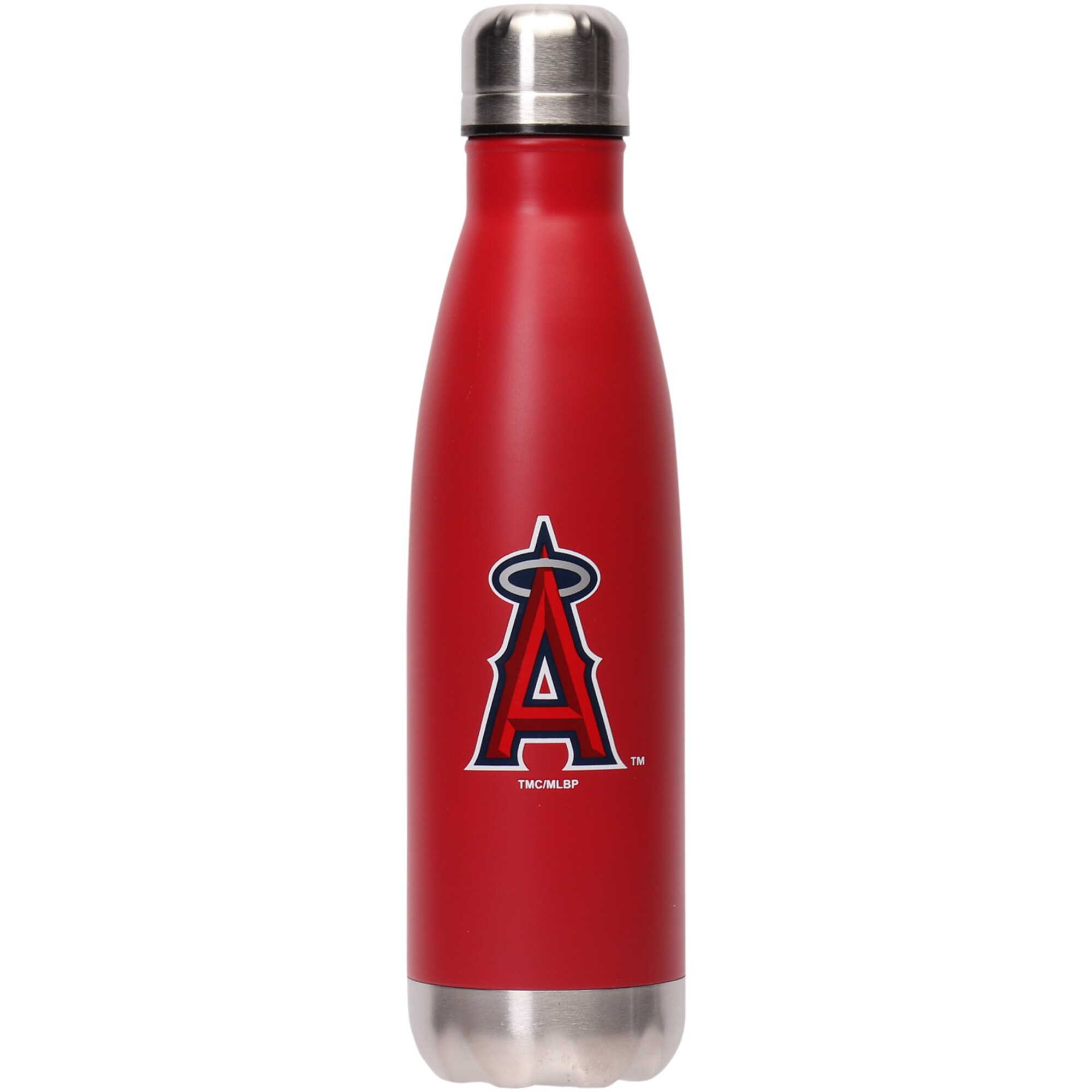 Los Angeles Angels 17oz. Team Color Stainless Steel Water Bottle