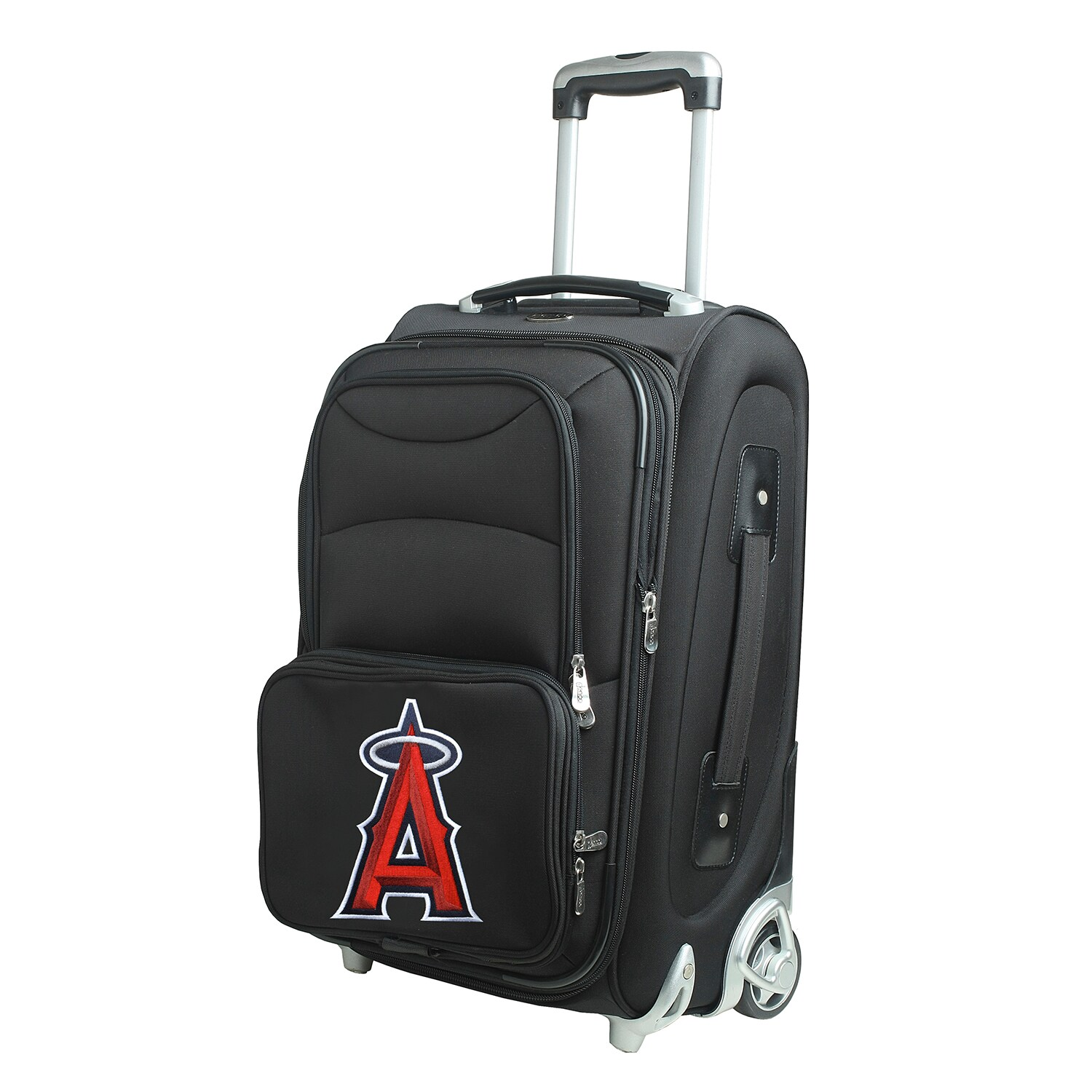 "Los Angeles Angels 21"" Rolling Carry-On Suitcase"