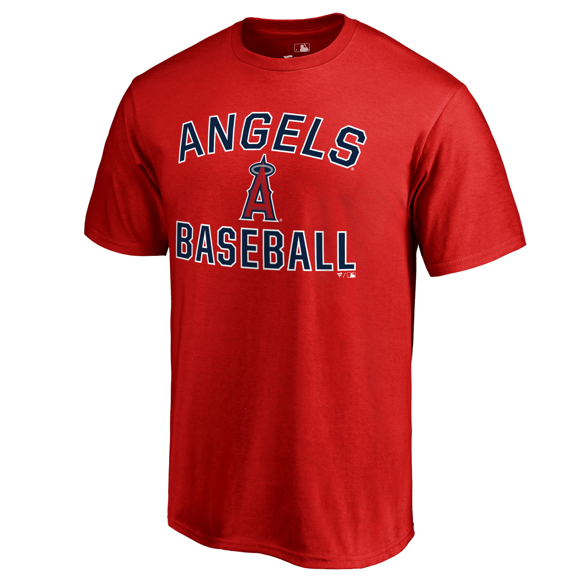 Los Angeles Angels Victory Arch T-Shirt - Red