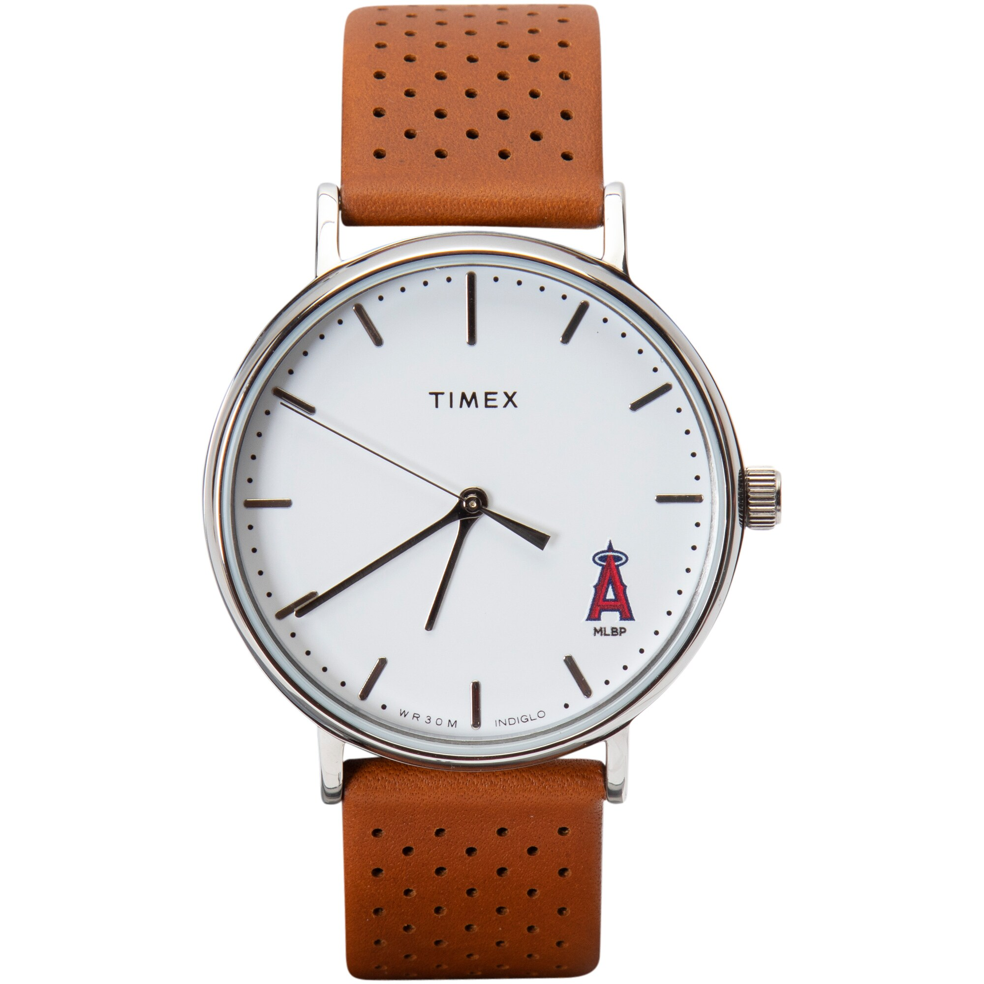 Los Angeles Angels Timex Bright Whites Tribute Collection Watch