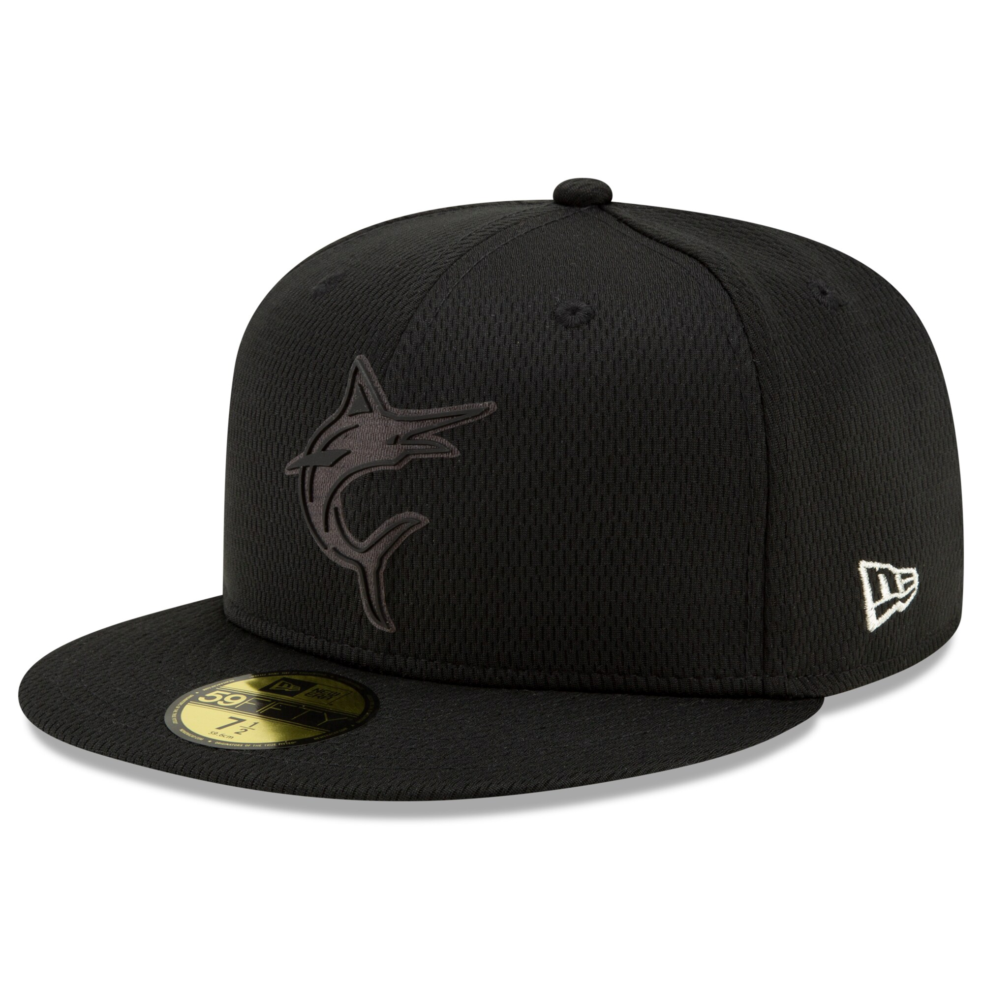 Miami Marlins New Era 2019 Players' Weekend On-Field 59FIFTY Fitted Hat - Black