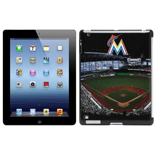 Miami Marlins Stadium Collection iPad 2/3 Case