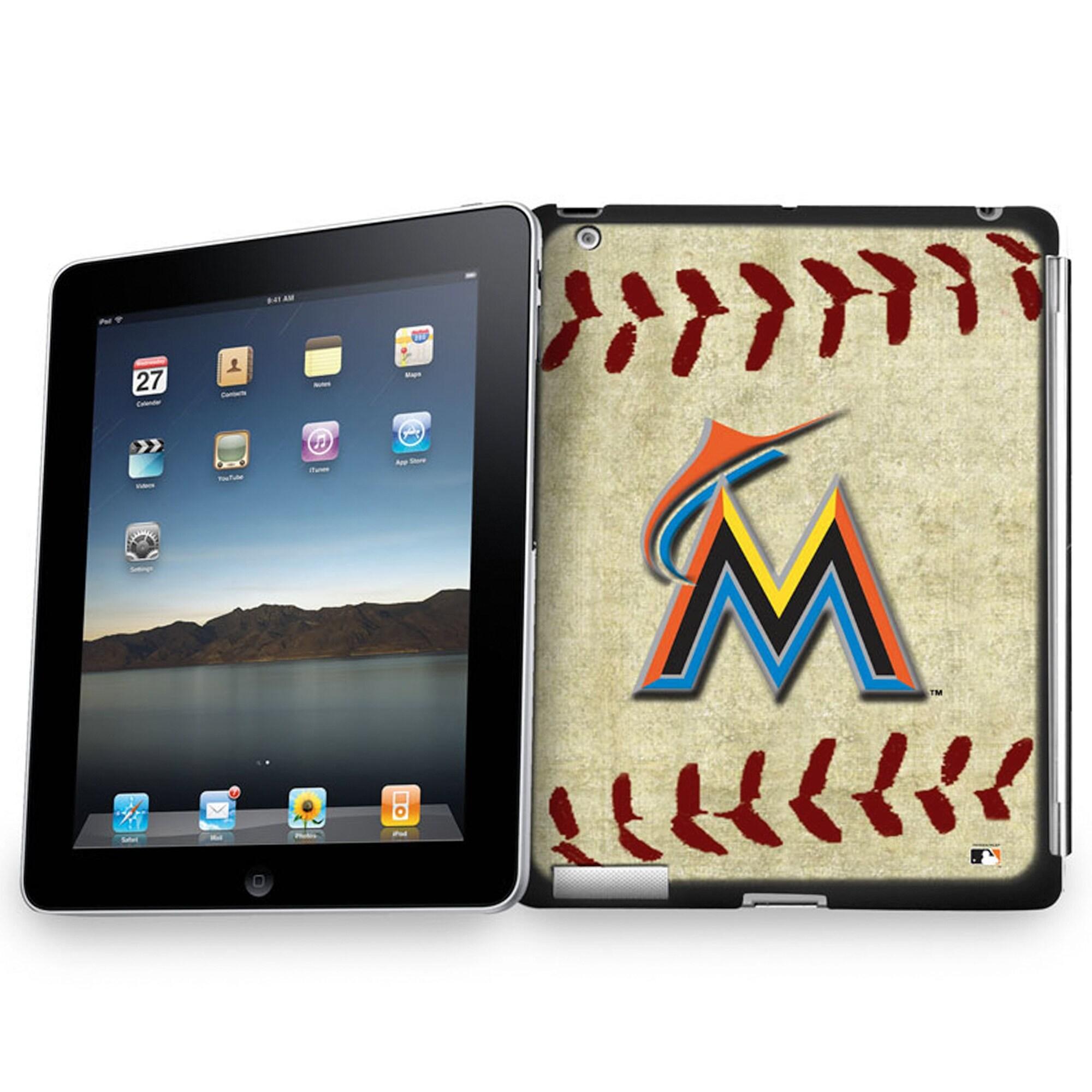 Miami Marlins Vintage Collection iPad 3 Case