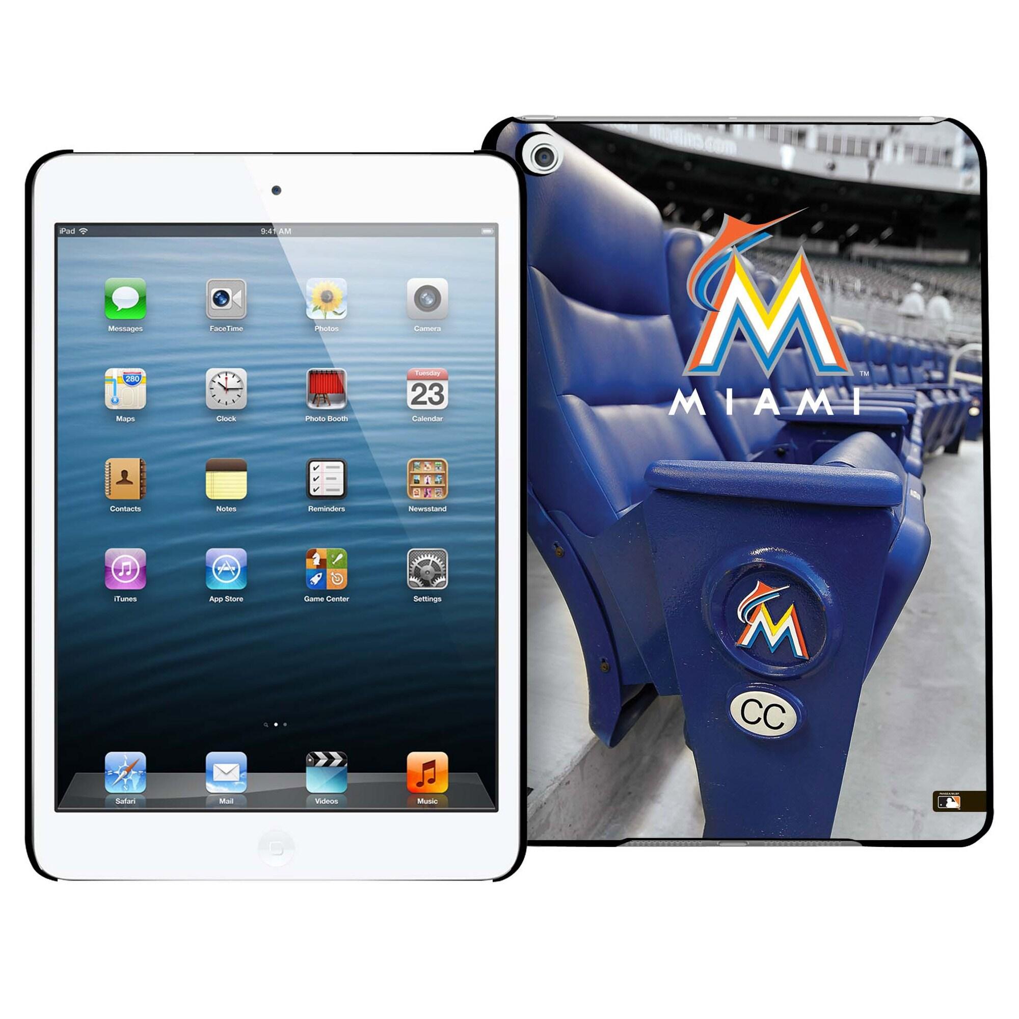Miami Marlins iPad Mini Stadium Case