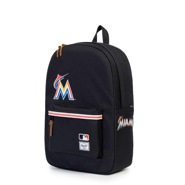 Miami Marlins Herschel Supply Co. Heritage Backpack