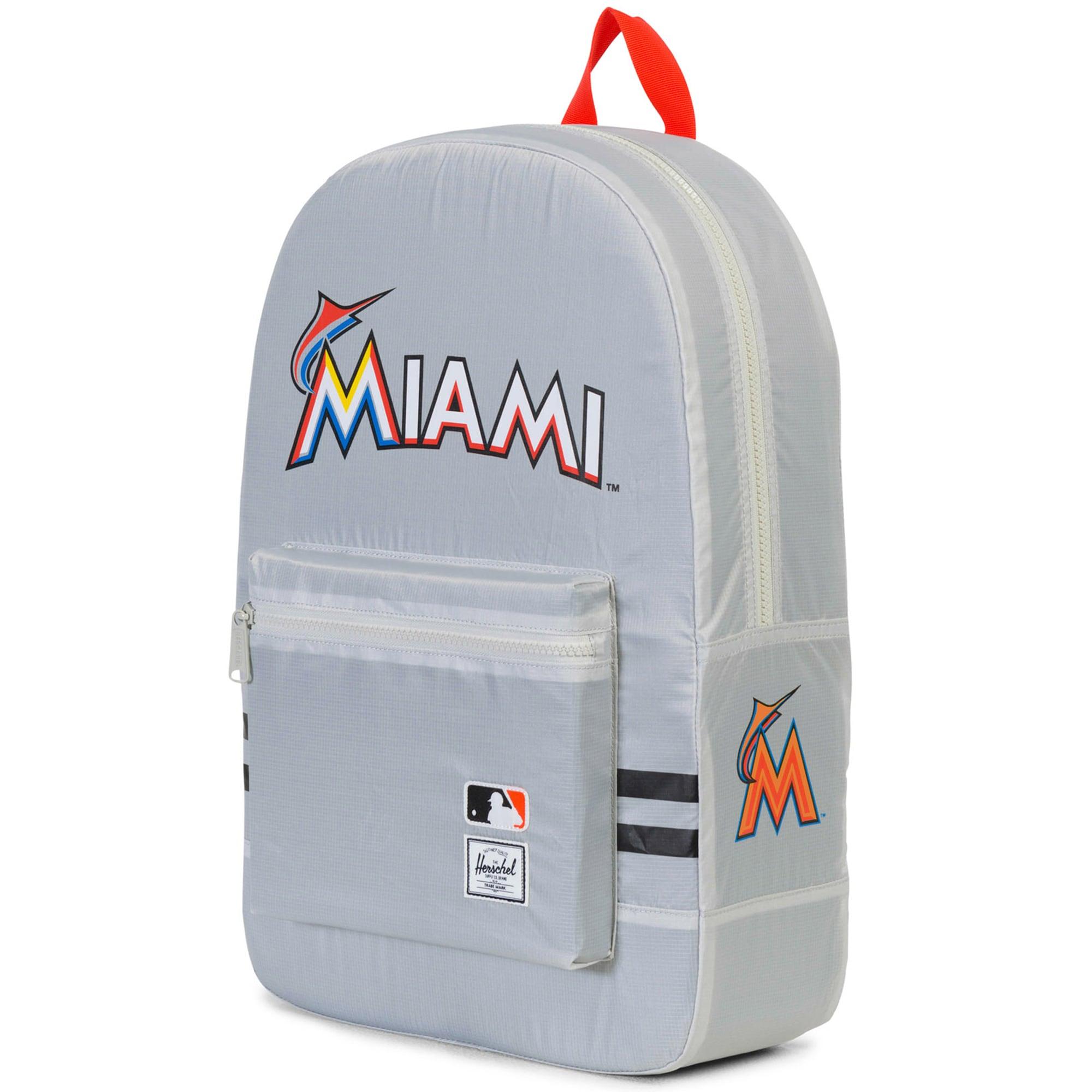 Miami Marlins Herschel Supply Co. Packable Daypack