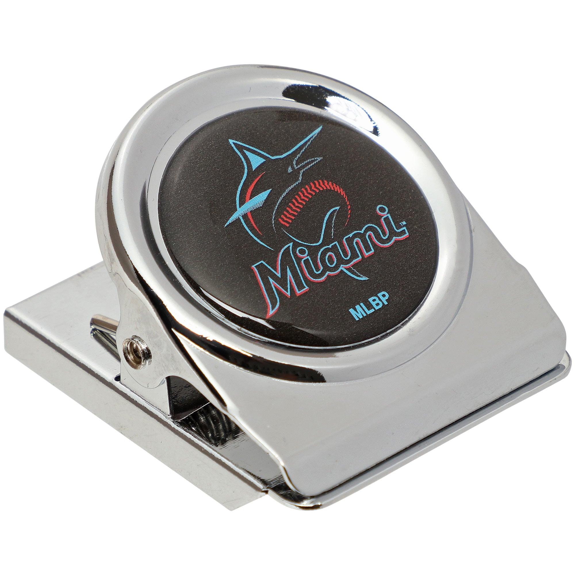 Miami Marlins WinCraft Magnet Clip