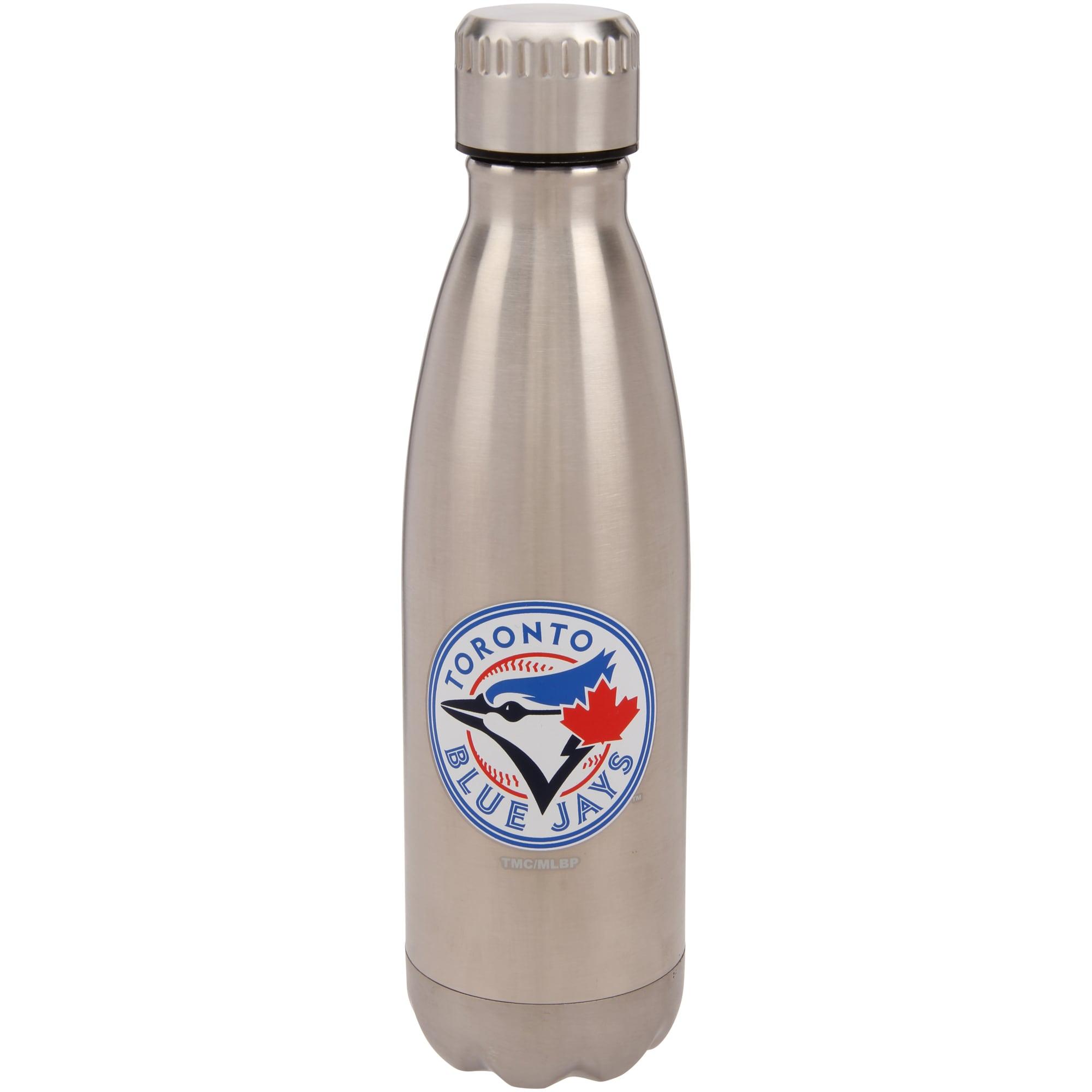 Toronto Blue Jays 16oz. Stainless Steel Water Bottle