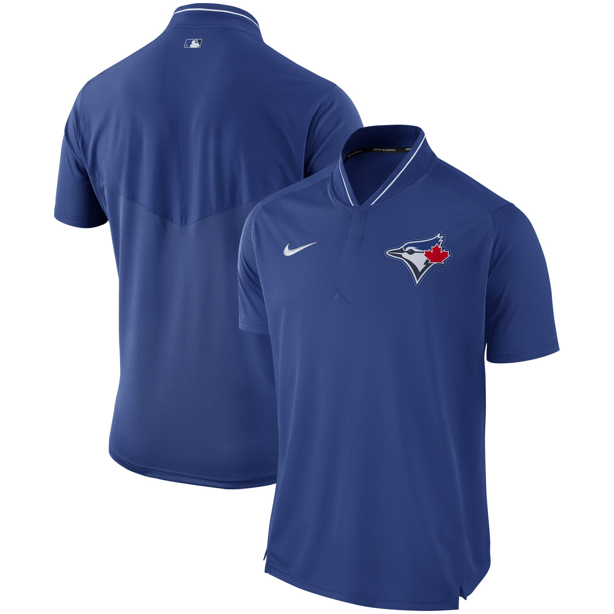 Toronto Blue Jays Nike Authentic Collection Elite Performance Polo - Royal