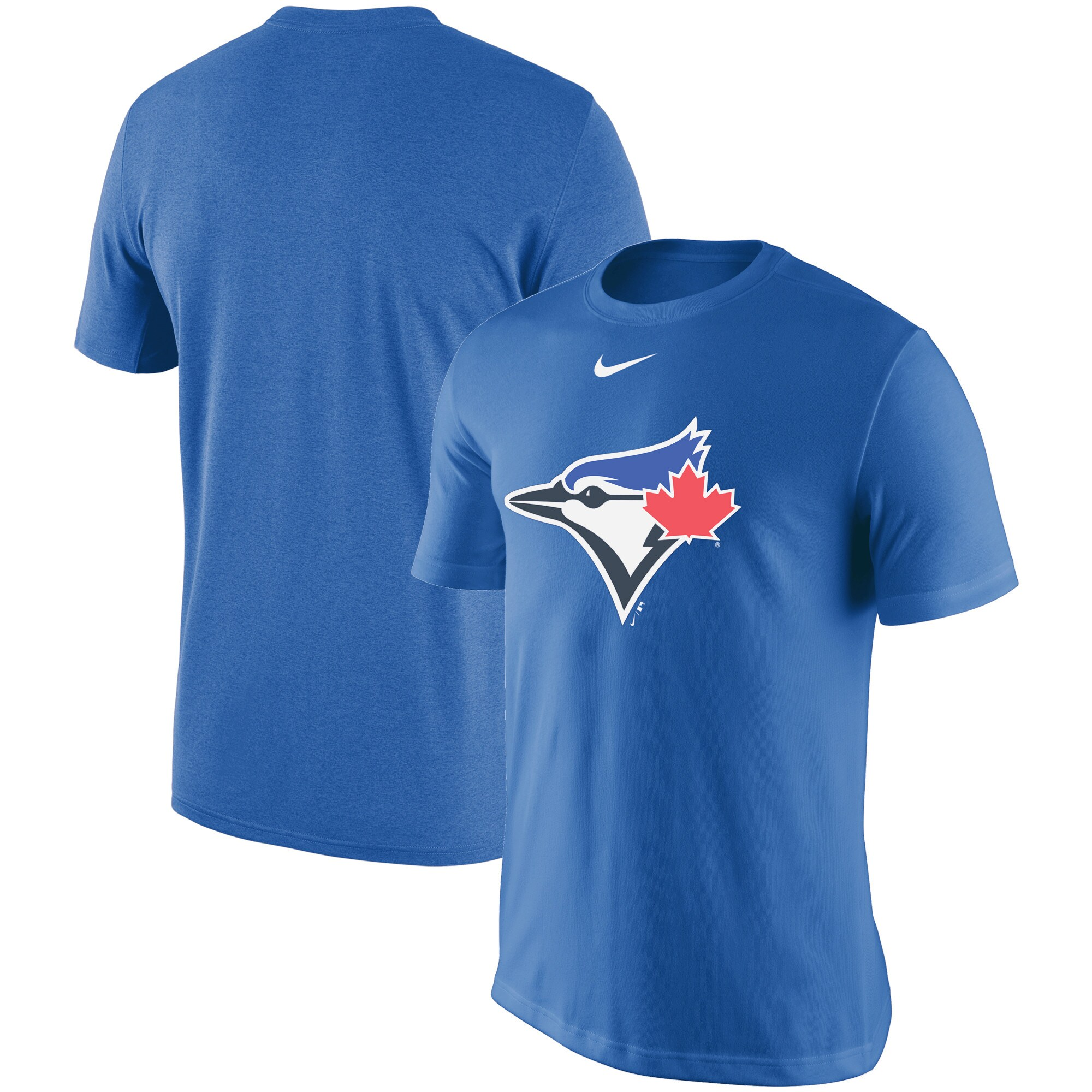 Toronto Blue Jays Nike Legend Logo Performance T-Shirt - Royal