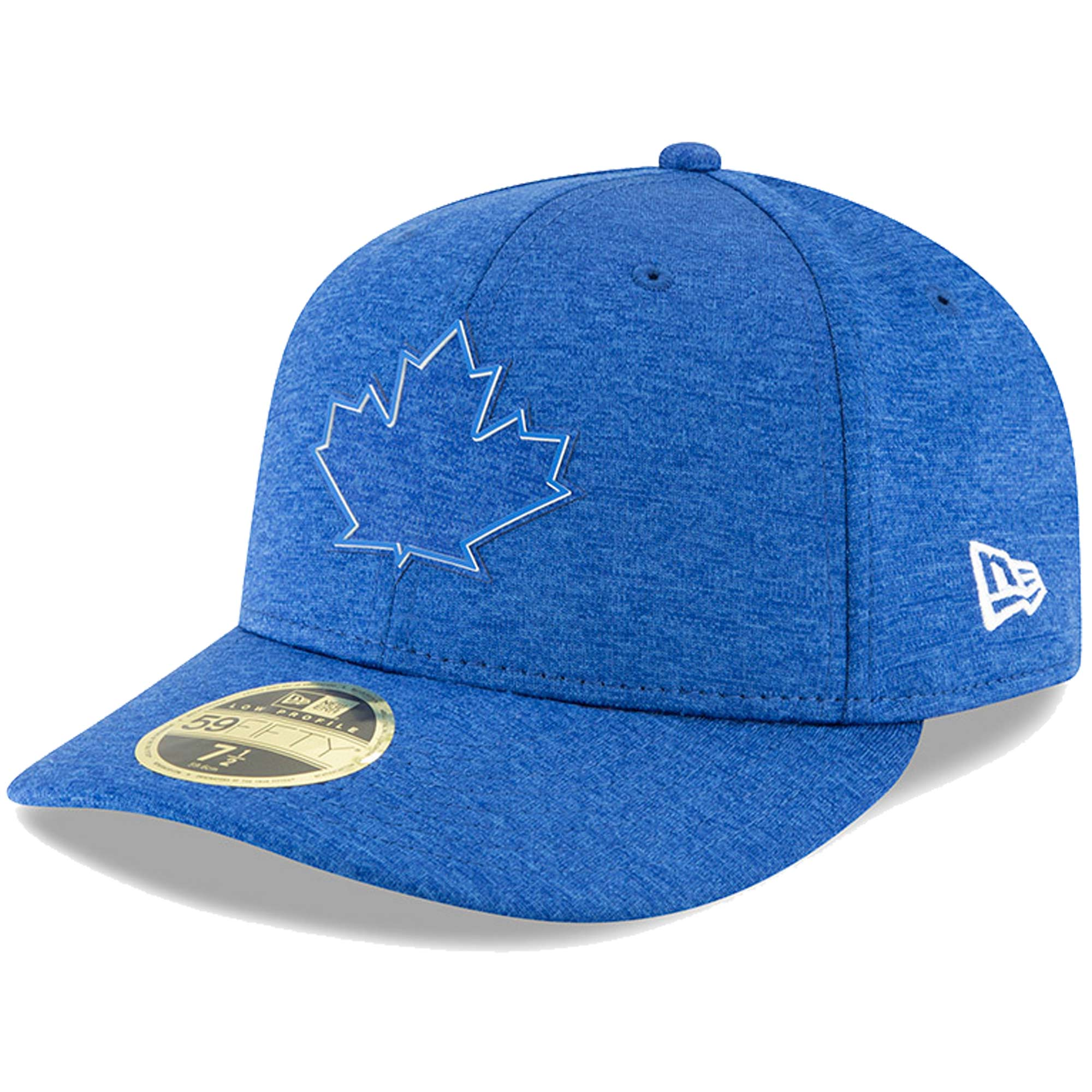 Toronto Blue Jays New Era 2018 Clubhouse Collection Low Profile 59FIFTY Fitted Hat - Royal