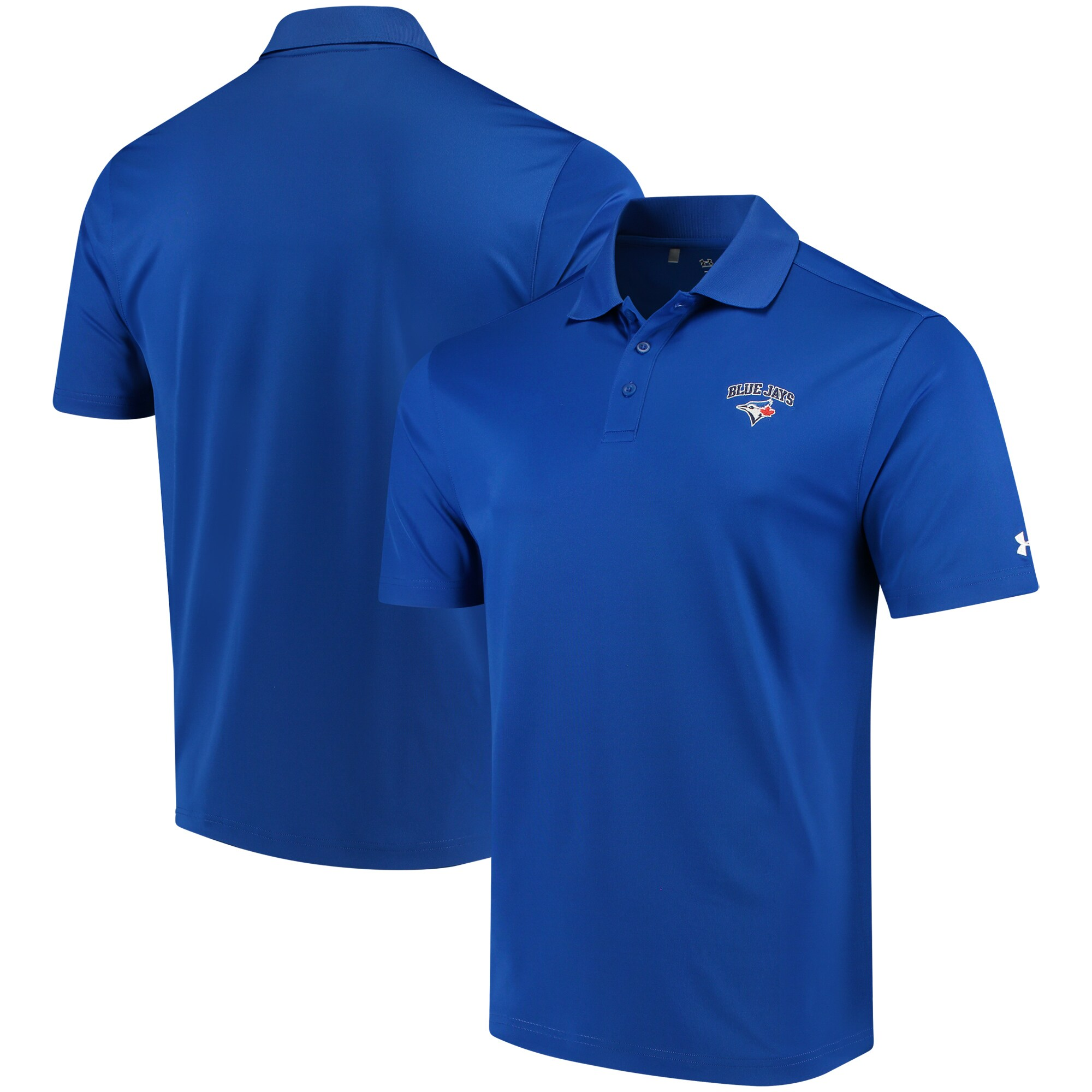 Toronto Blue Jays Under Armour Performance Polo - Royal