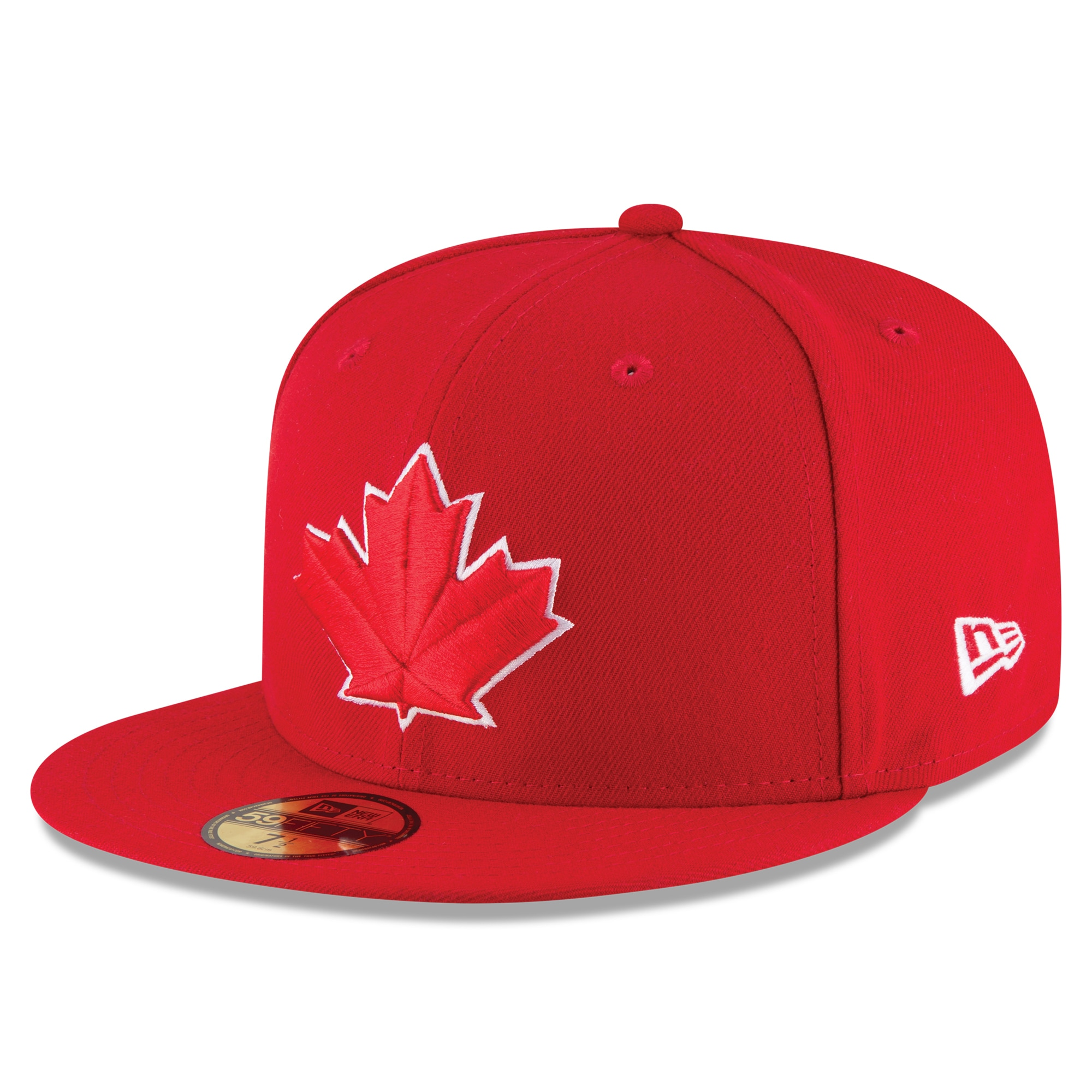 Toronto Blue Jays New Era 2017 Authentic Collection On-Field 59FIFTY Fitted Hat - Scarlet