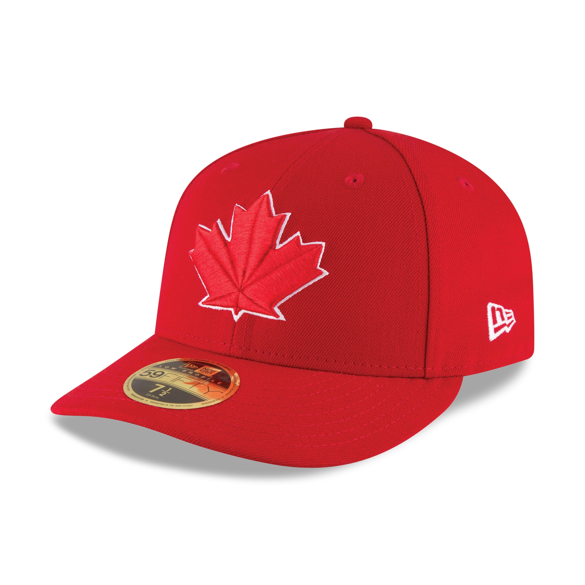 Toronto Blue Jays New Era 2017 Authentic Collection On-Field Low Profile 59FIFTY Fitted Hat - Scarlet