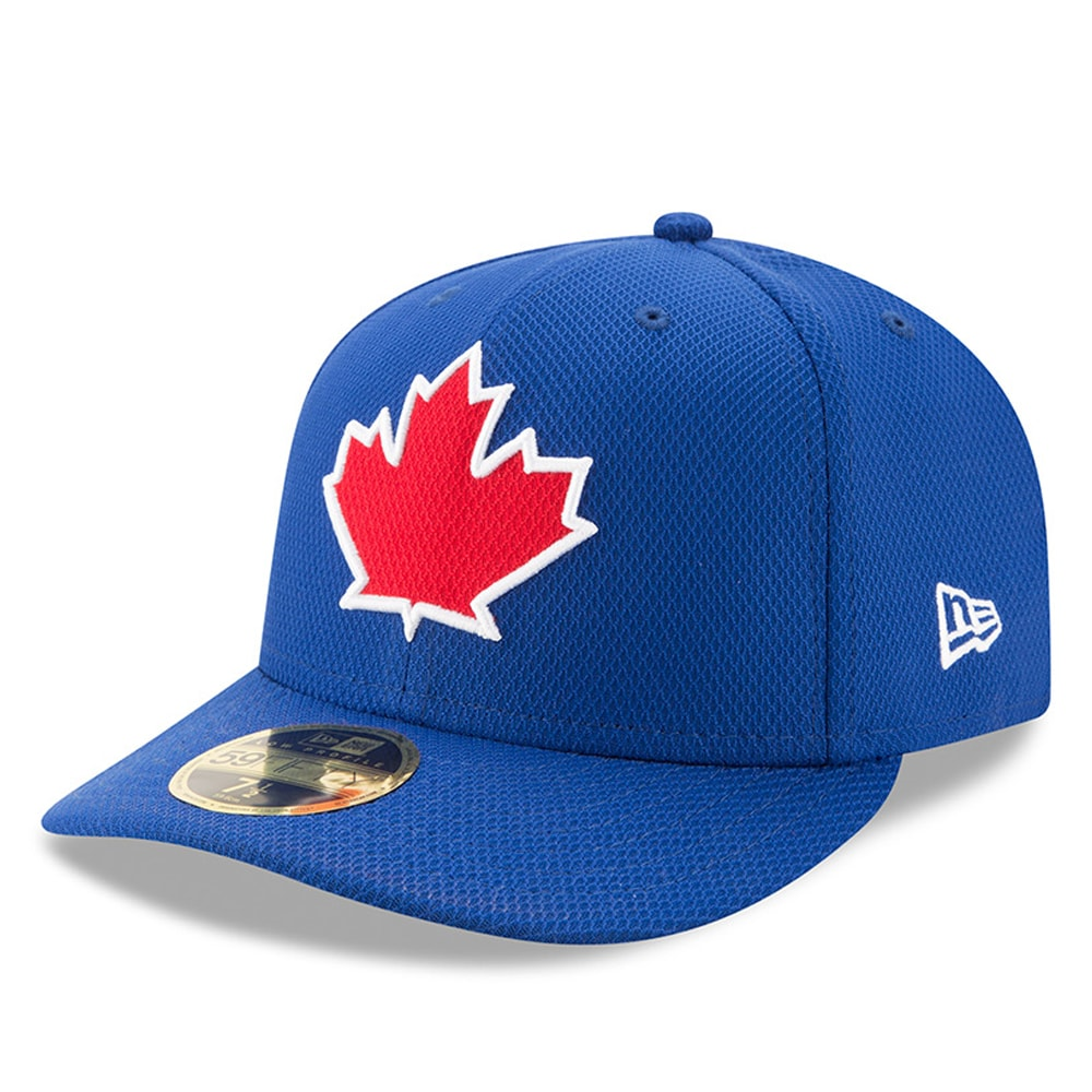 Toronto Blue Jays New Era Alternate Authentic Collection On-Field Low Profile 59FIFTY Fitted Hat - Royal
