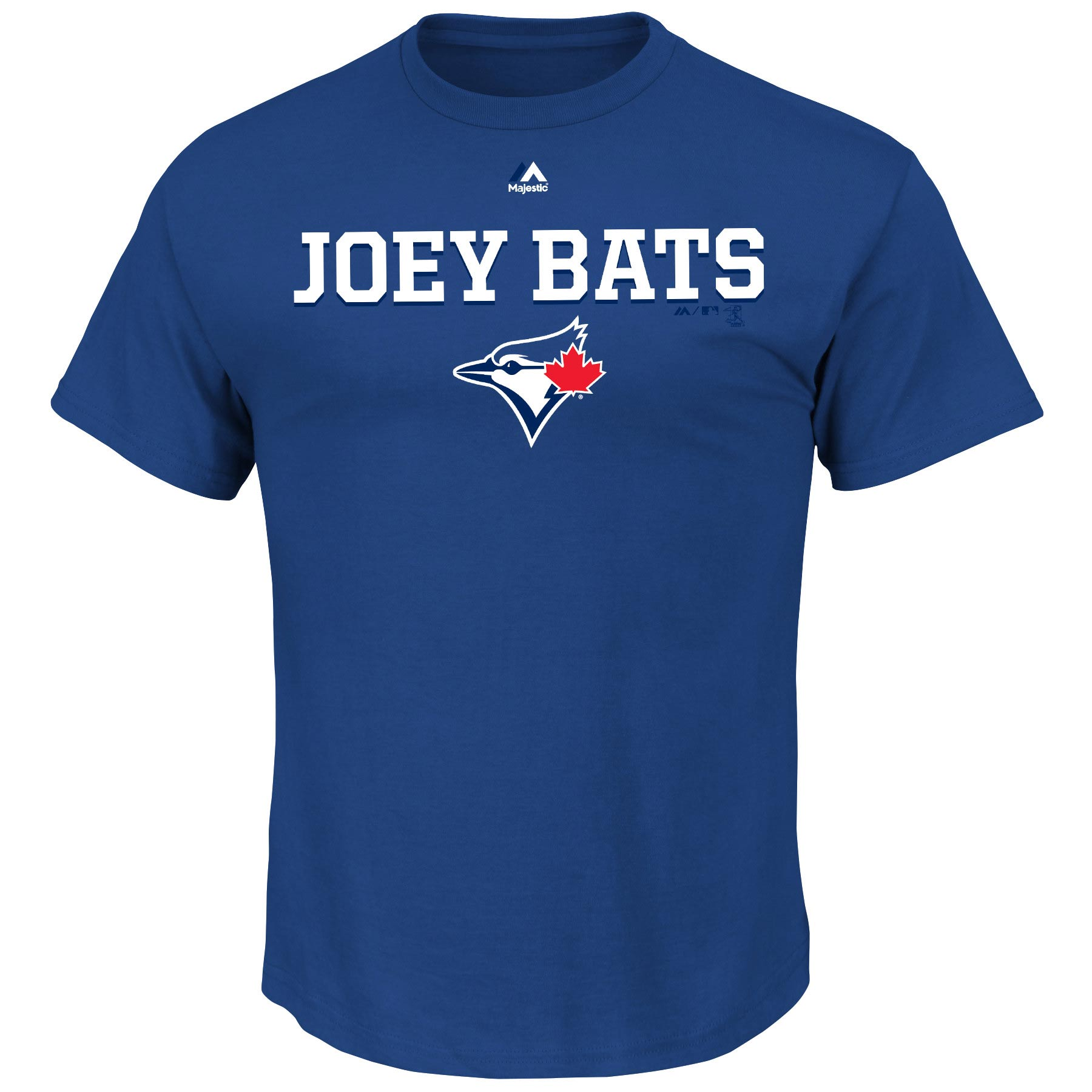 Jose Bautista Toronto Blue Jays Majestic In for the Win Player T-Shirt - Royal
