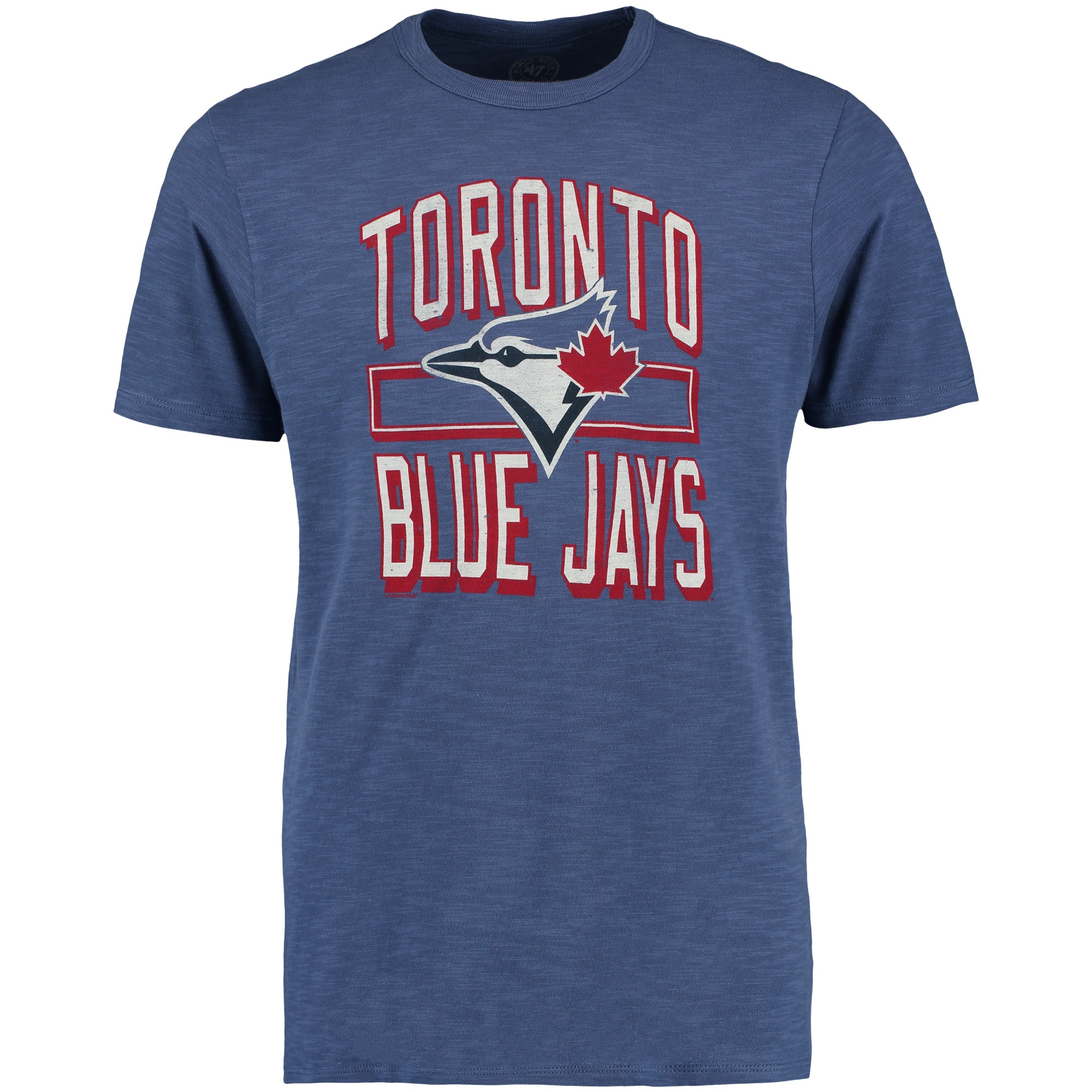 Toronto Blue Jays '47 Scrum T-Shirt - Royal